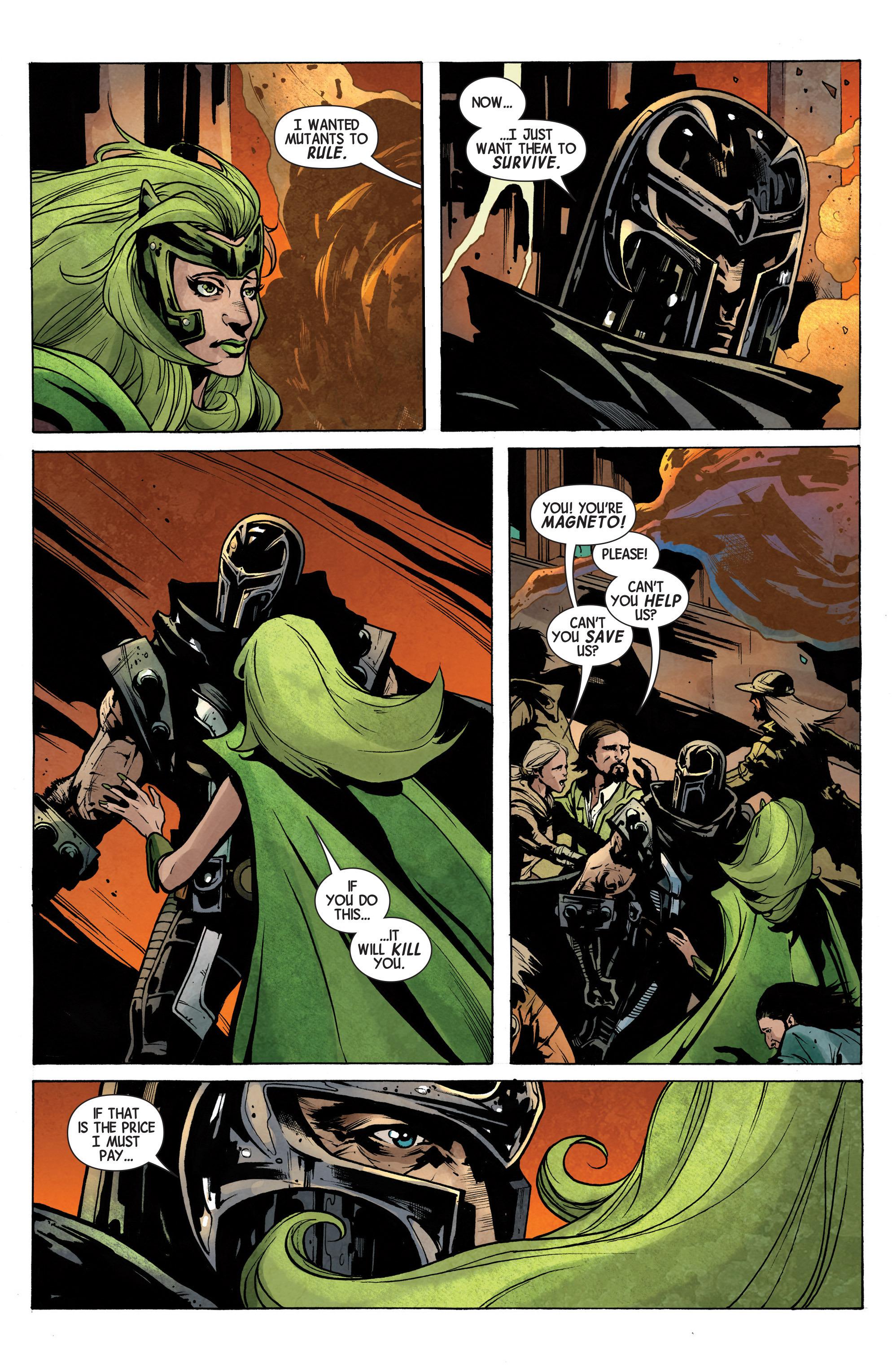 Read online Secret Wars: Last Days of the Marvel Universe comic -  Issue # TPB (Part 1) - 136