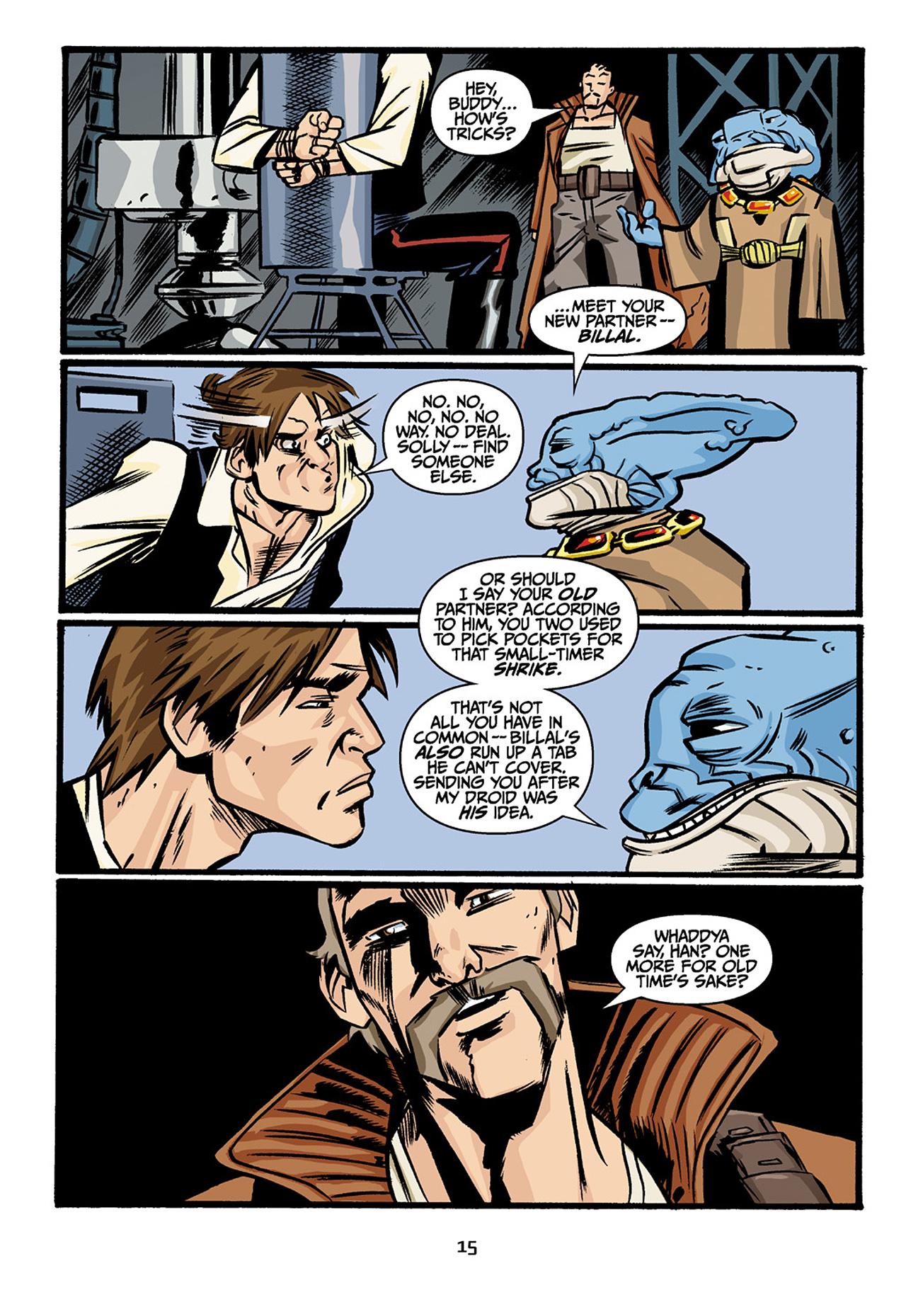 Read online Star Wars Omnibus comic -  Issue # Vol. 33 - 17