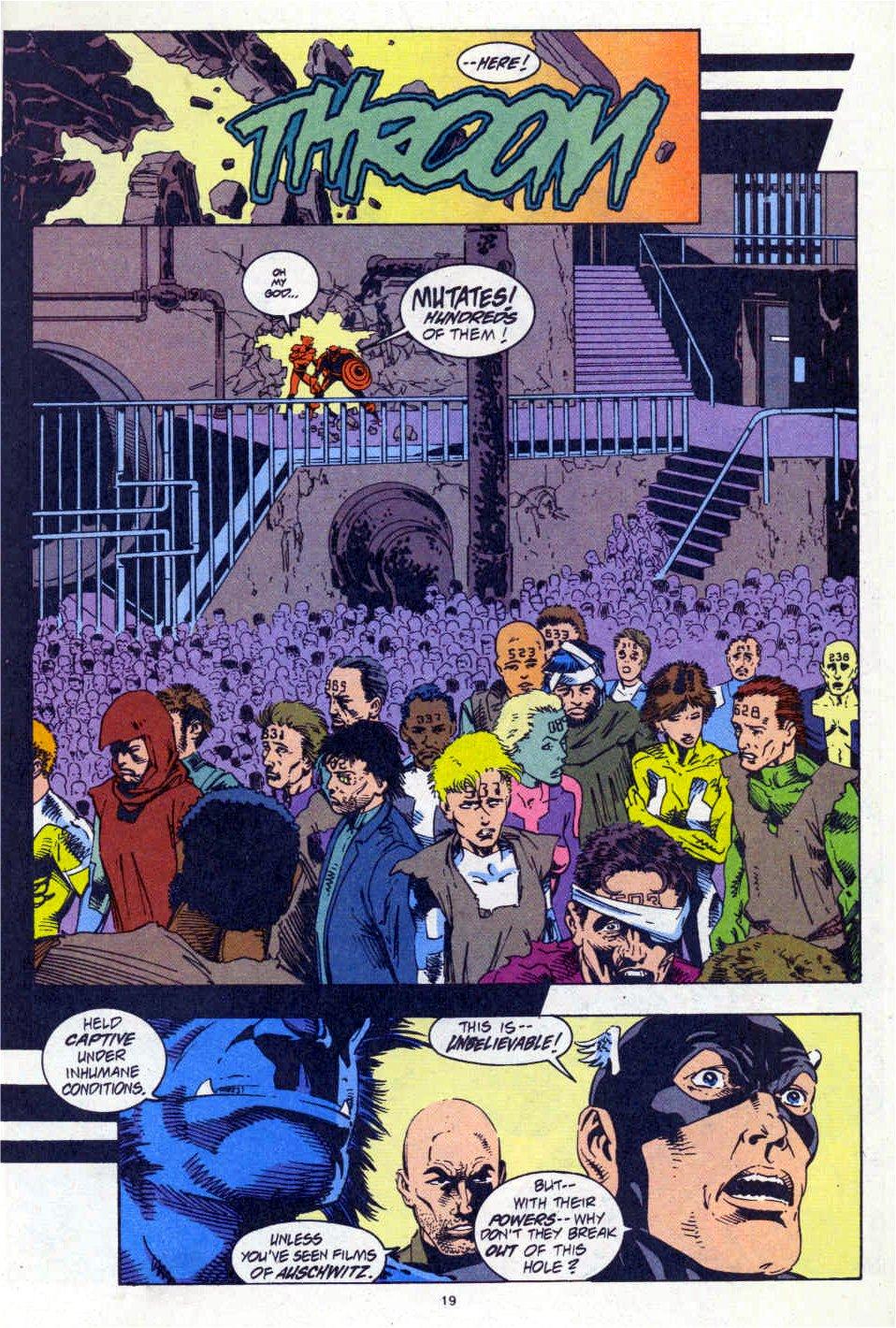 Avengers West Coast (1989) 101 Page 14