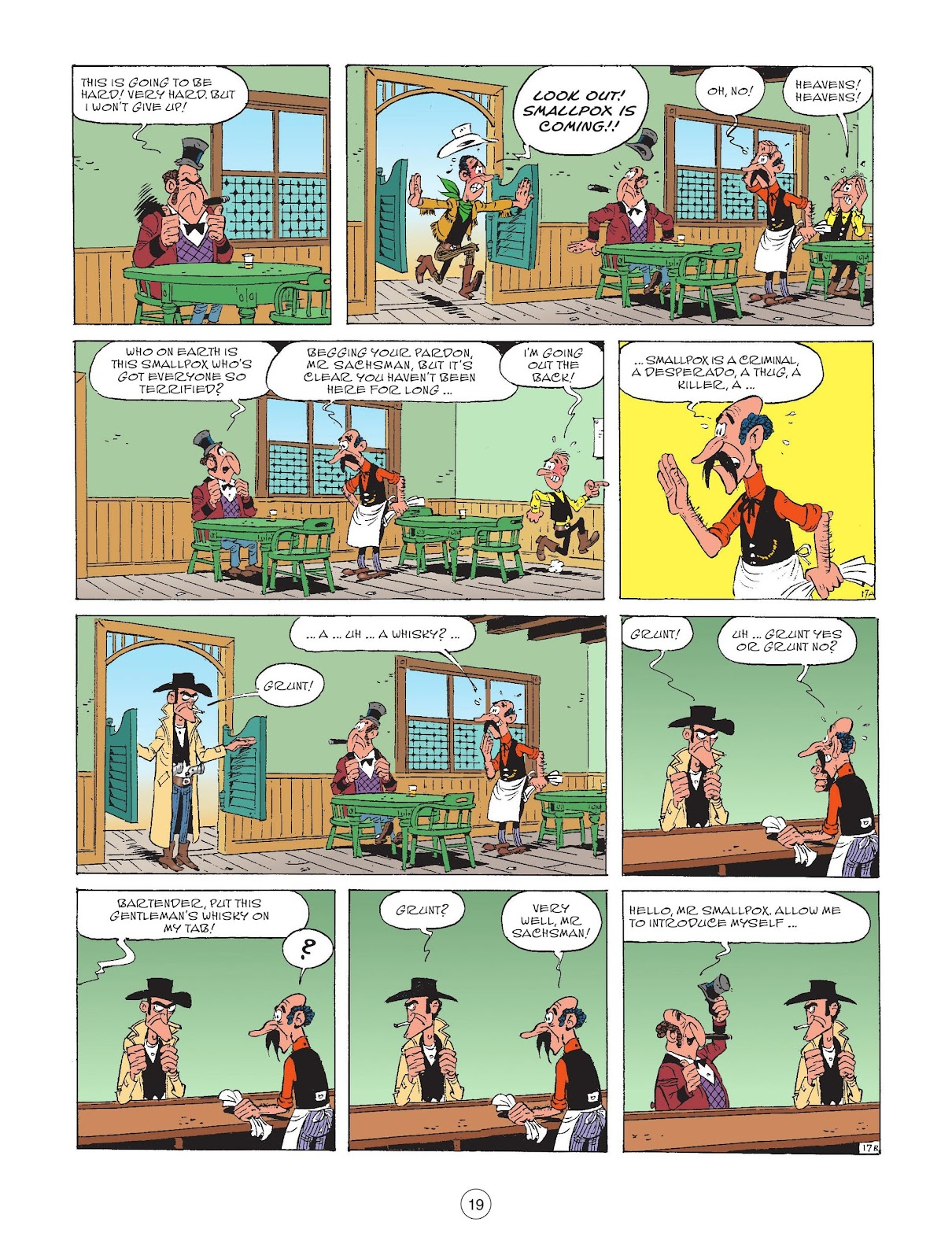 A Lucky Luke Adventure issue 72 - Page 21