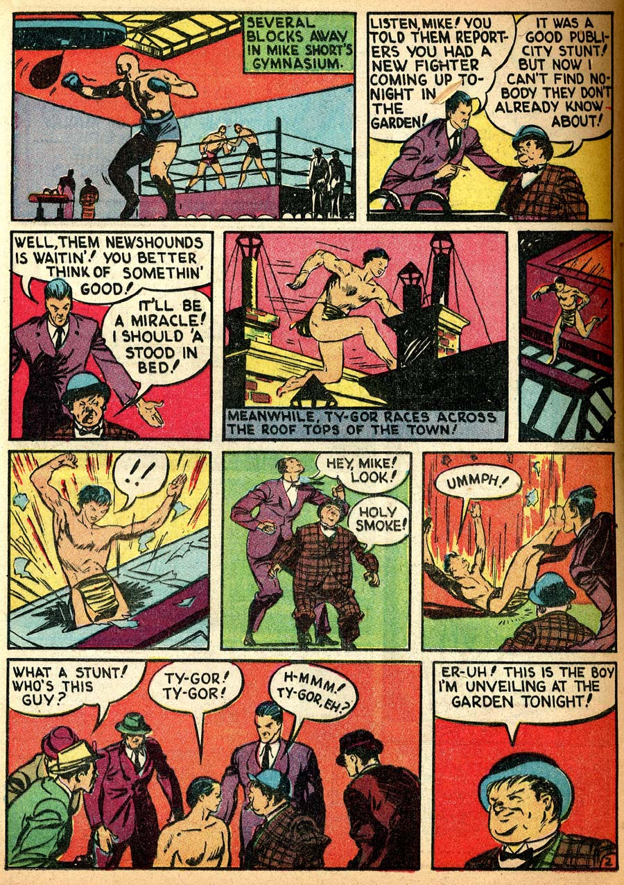 Blue Ribbon Comics (1939) issue 8 - Page 44