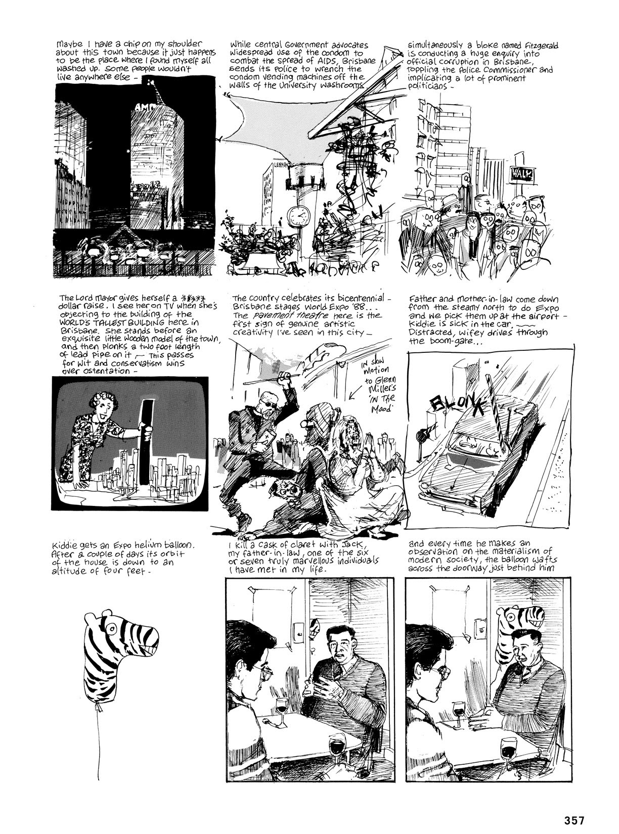 Alec The Years Have Pants TPB Part 4   Viewcomic reading