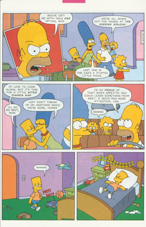 Read online Simpsons Comics Presents Bart Simpson comic -  Issue #1 - 6
