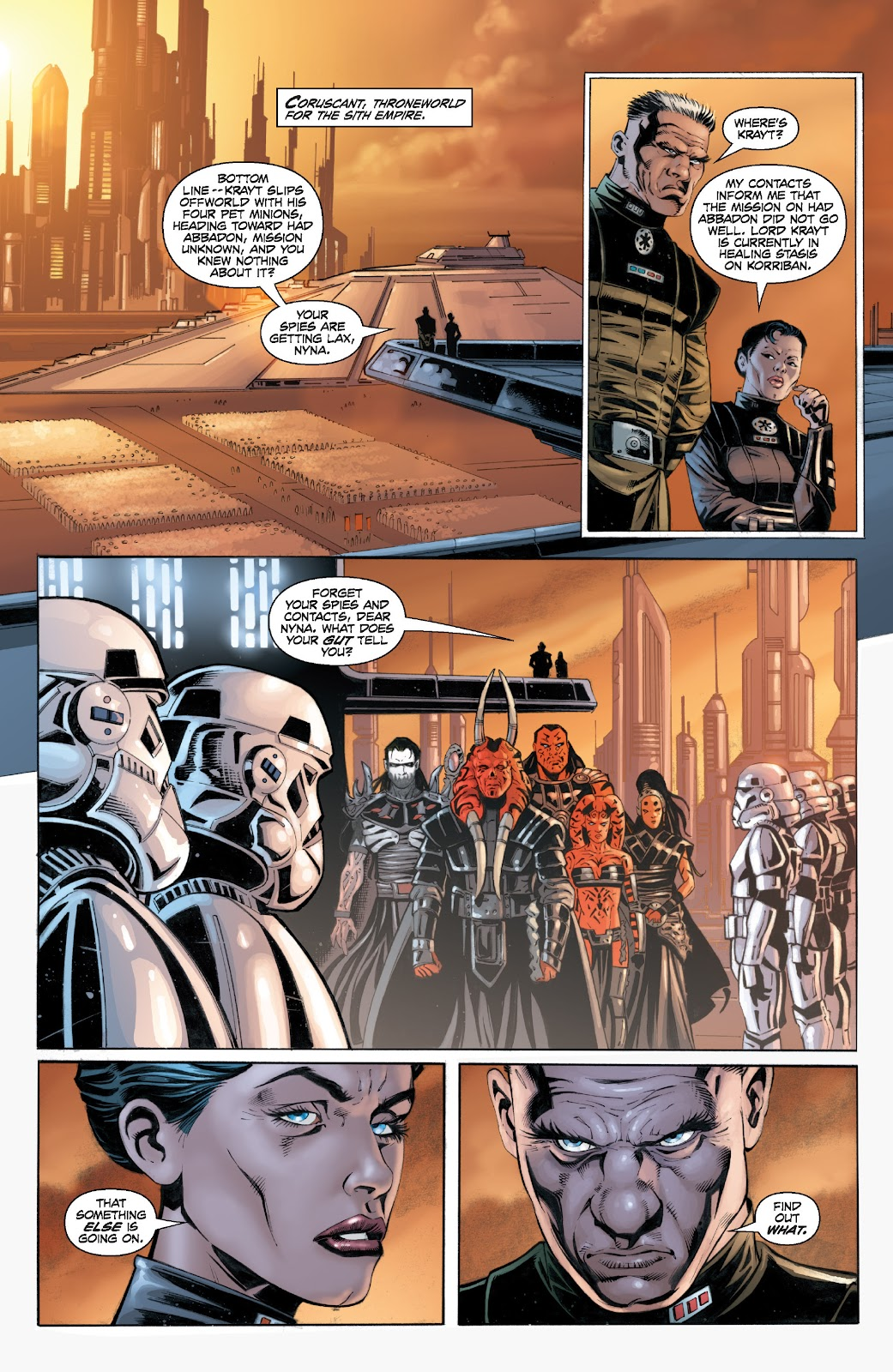 Read online Star Wars Legends: Legacy - Epic Collection comic -  Issue # TPB 2 (Part 4) - 67