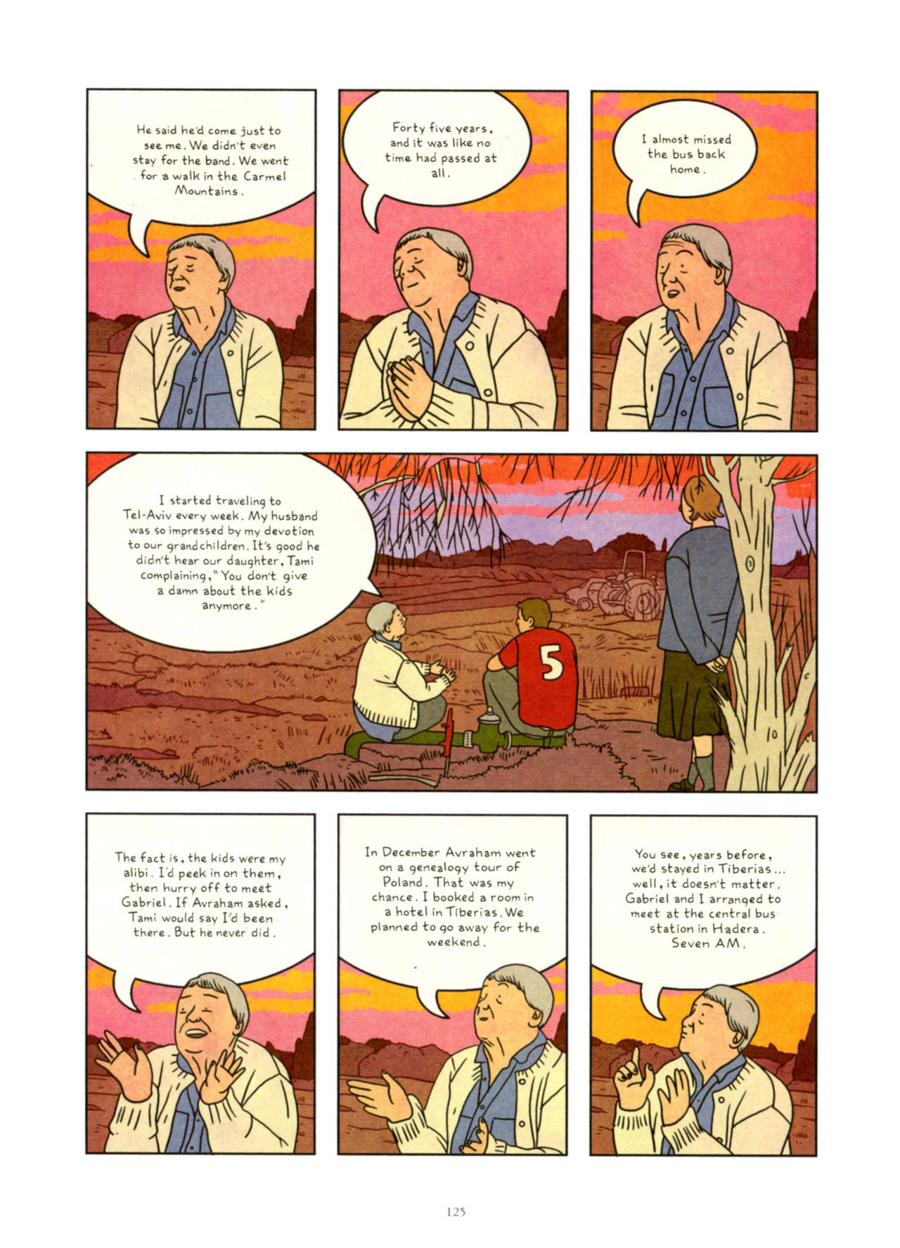 Read online Exit Wounds comic -  Issue # TPB - 125