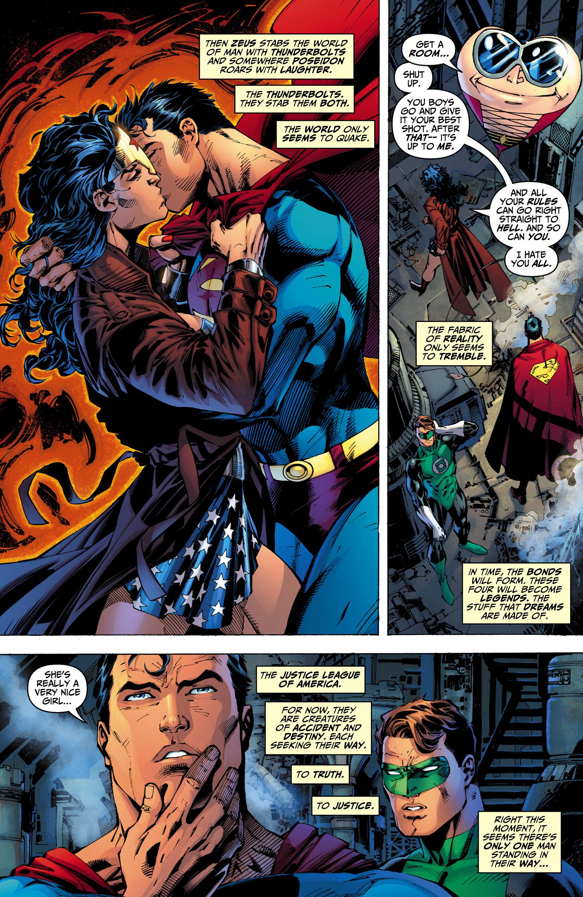 Read online All Star Batman & Robin, The Boy Wonder comic -  Issue #5 - 8