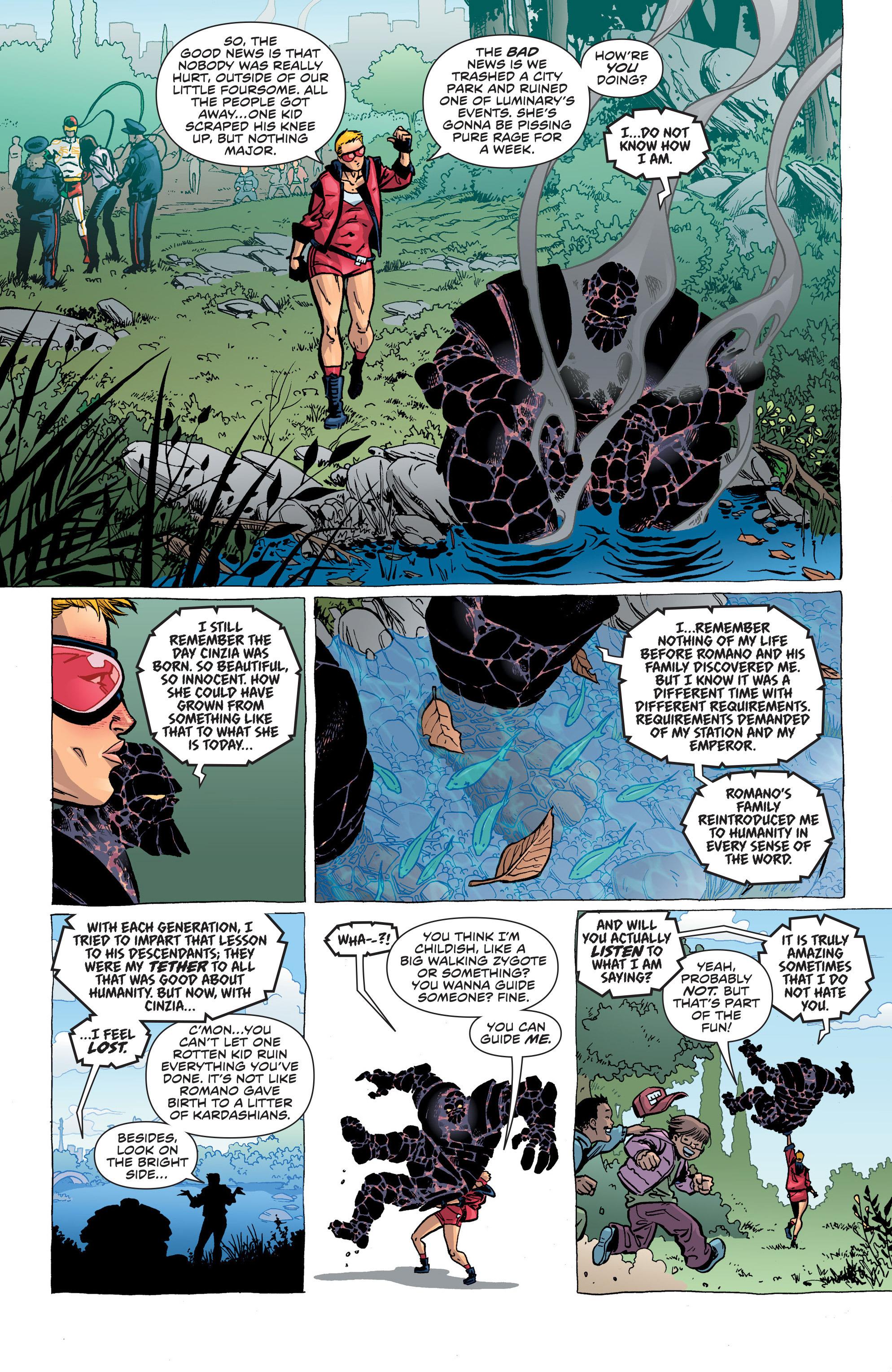Read online Secret Identities comic -  Issue #4 - 19