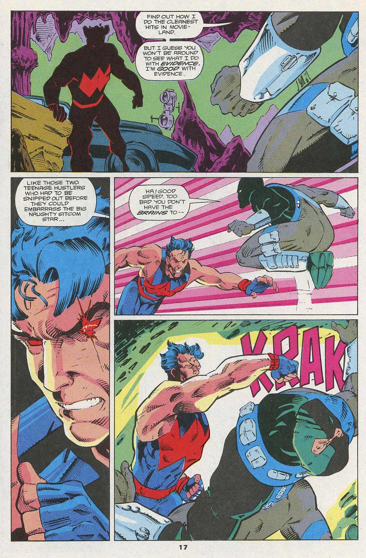 Read online Wonder Man (1991) comic -  Issue #4 - 14