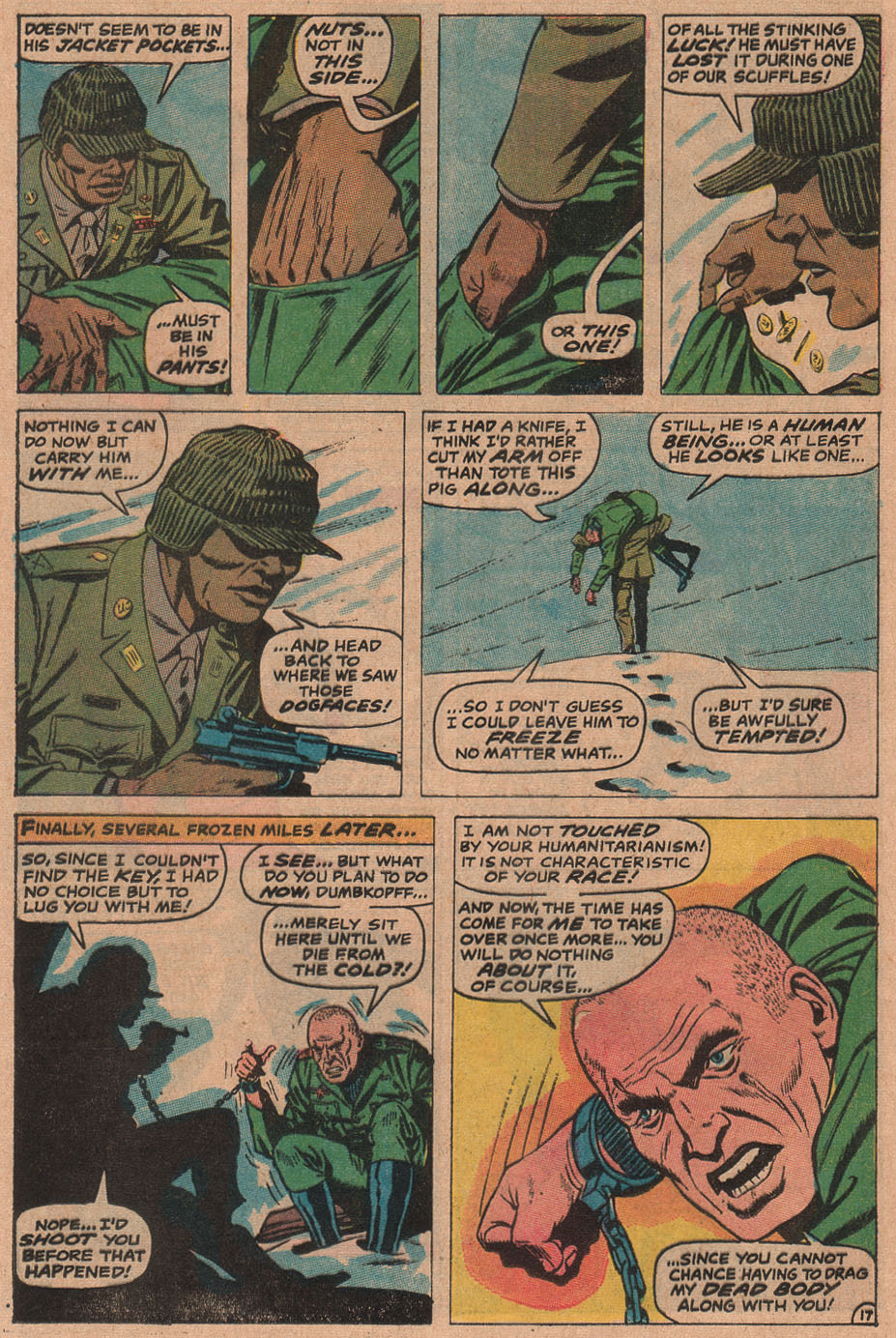 Read online Sgt. Fury comic -  Issue #90 - 24
