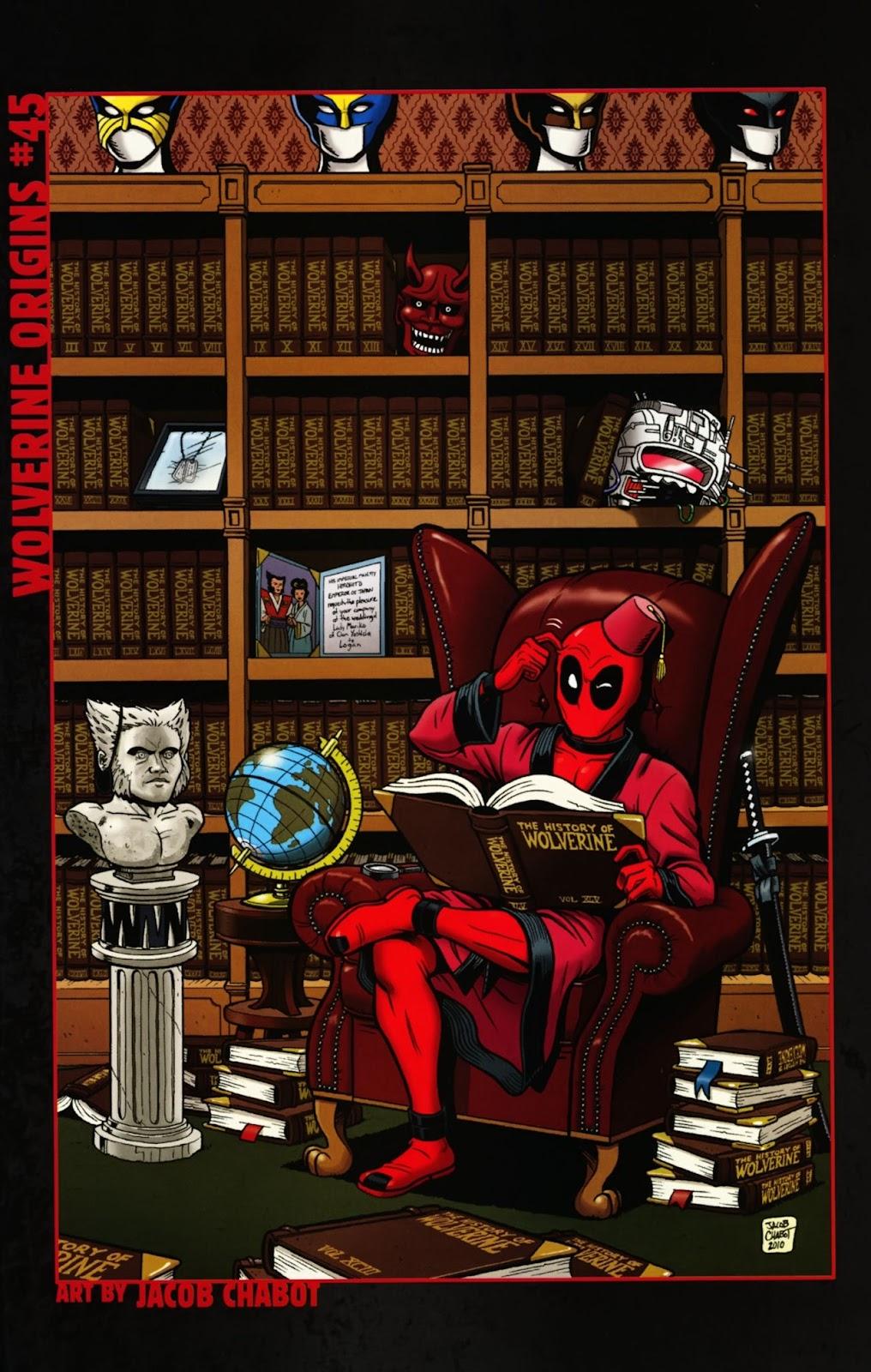 Read online Deadpool (2008) comic -  Issue #1000 - 102