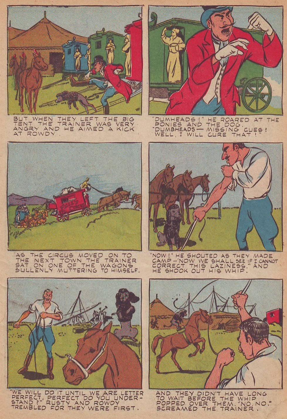 Read online Animal Comics comic -  Issue #21 - 42
