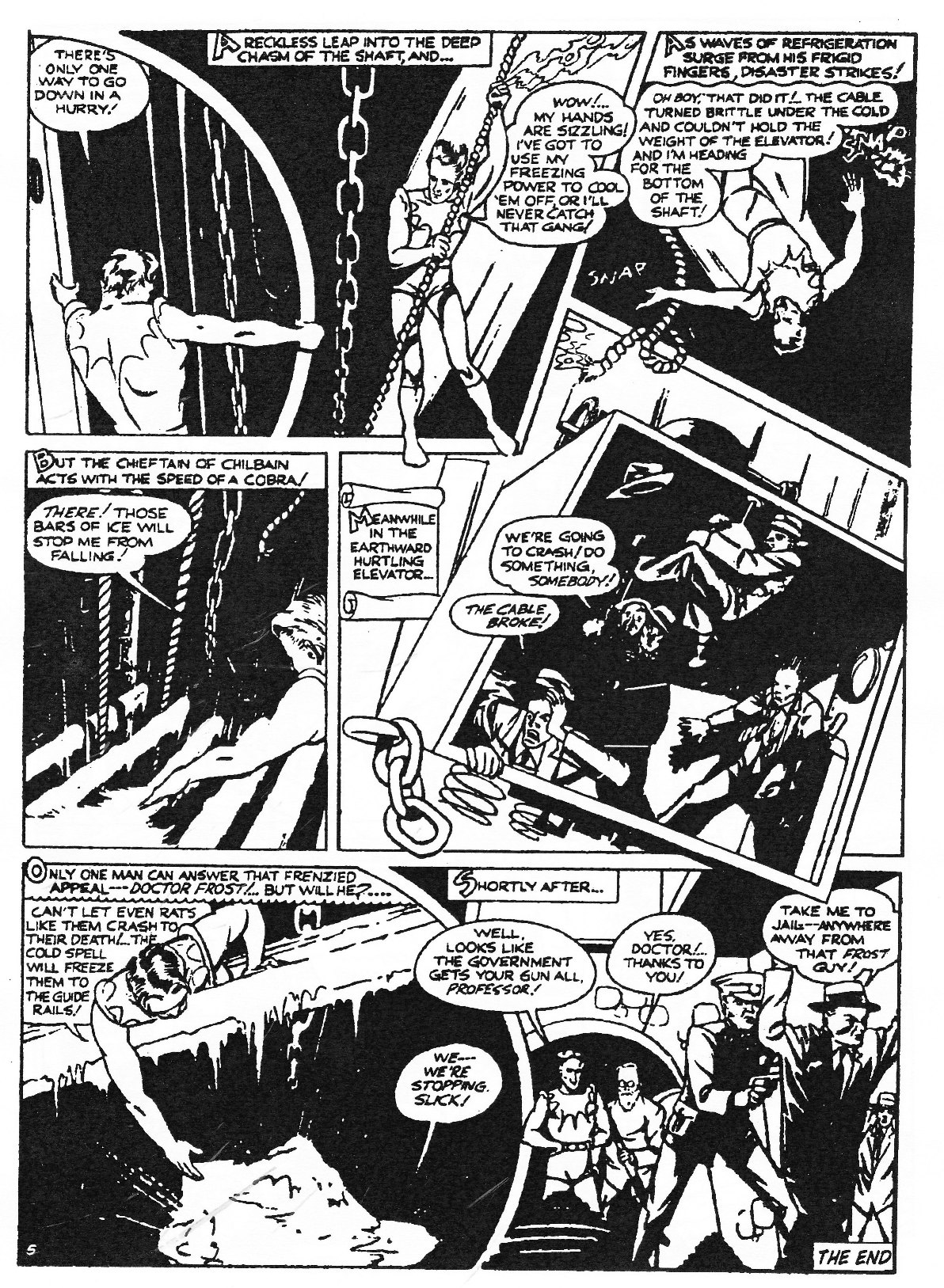 Read online Men of Mystery Comics comic -  Issue #83 - 129