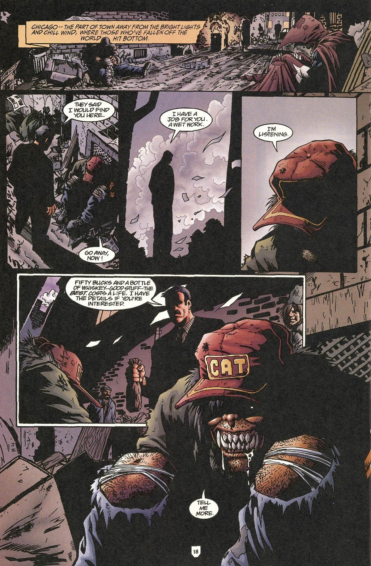 Read online UltraForce (1995) comic -  Issue #5 - 21