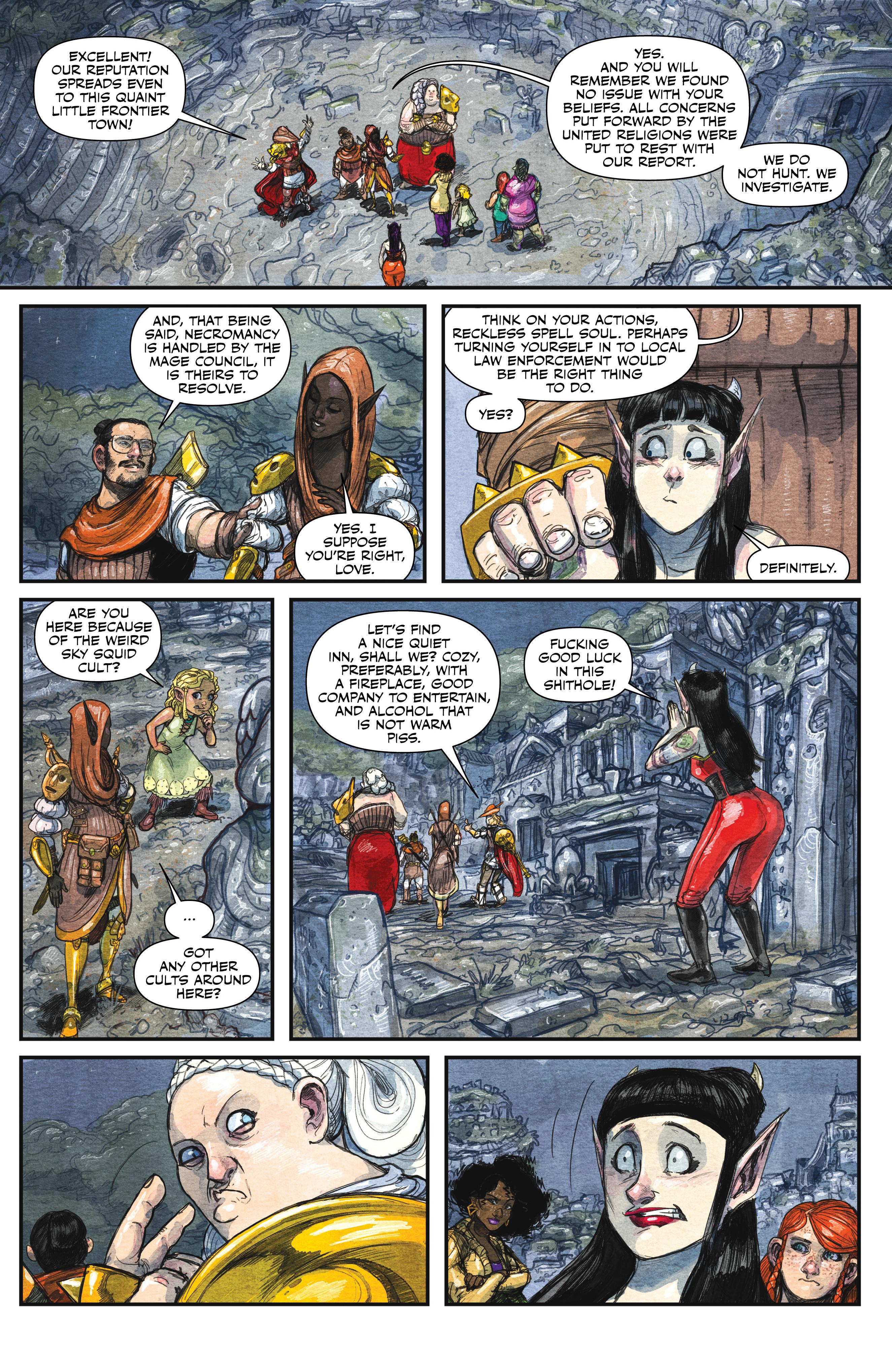 Read online Rat Queens (2017) comic -  Issue #3 - 7