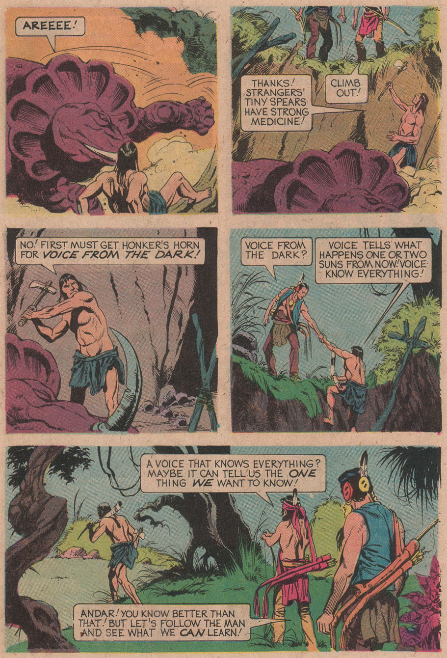 Read online Turok, Son of Stone comic -  Issue #91 - 5