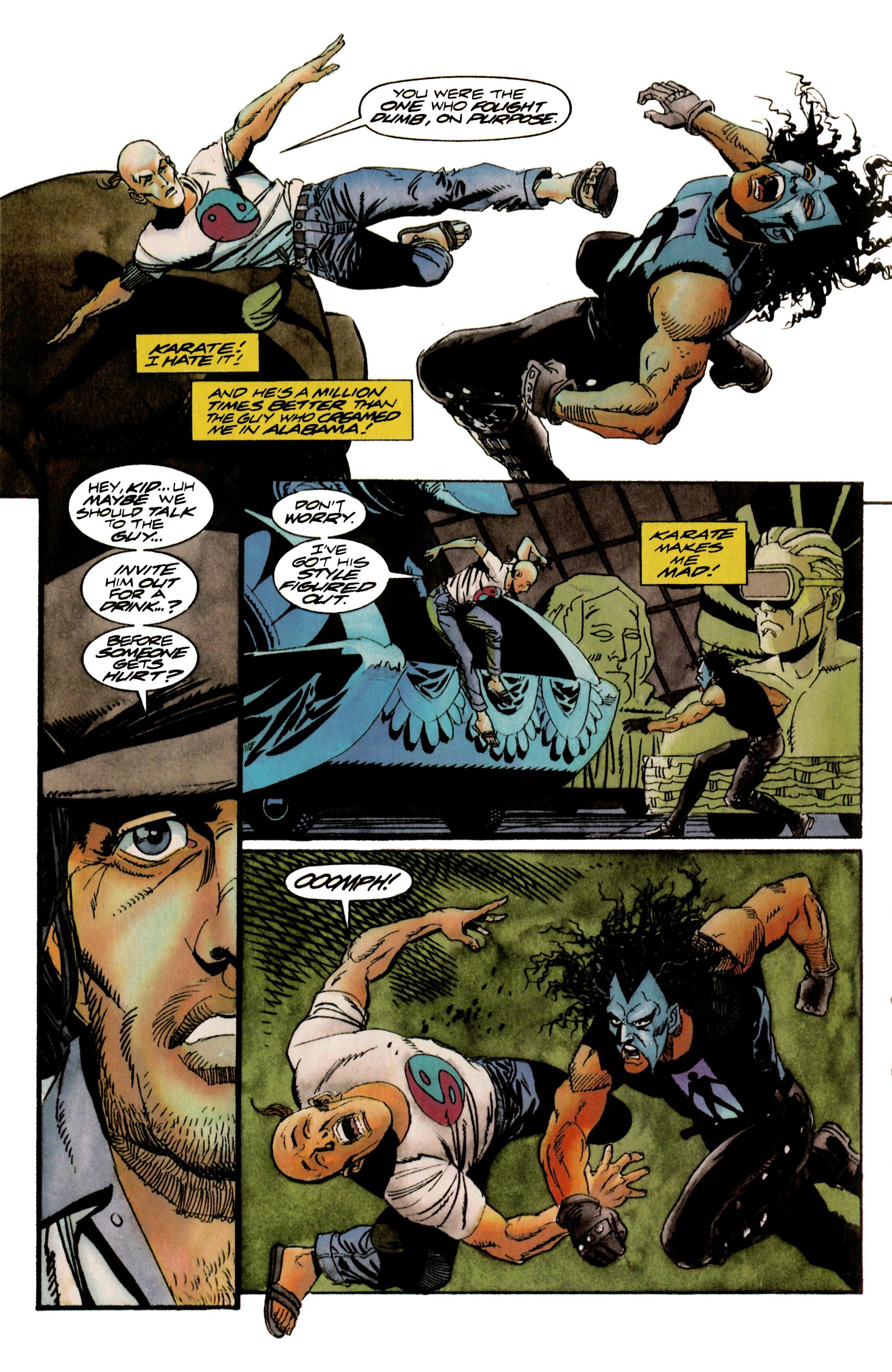 Read online Shadowman (1992) comic -  Issue #17 - 11