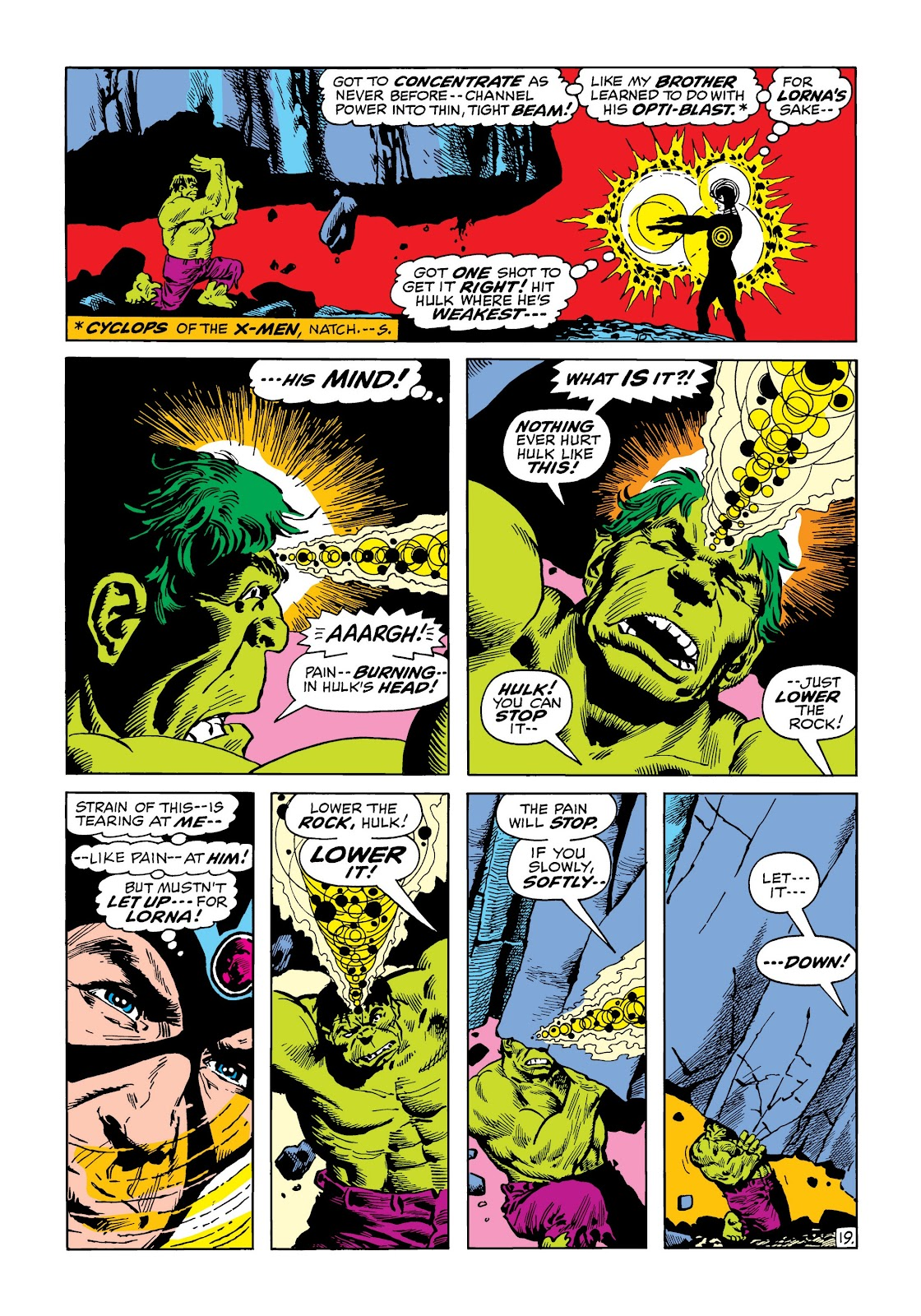 Read online Marvel Masterworks: The Incredible Hulk comic -  Issue # TPB 8 (Part 2) - 49
