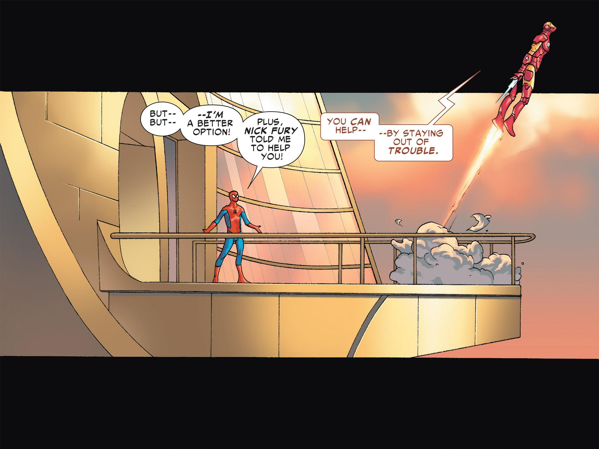 Read online Ultimate Spider-Man (Infinite Comics) (2016) comic -  Issue #4 - 23