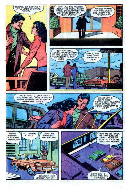 Read online Wonder Woman (1942) comic -  Issue #256 - 21
