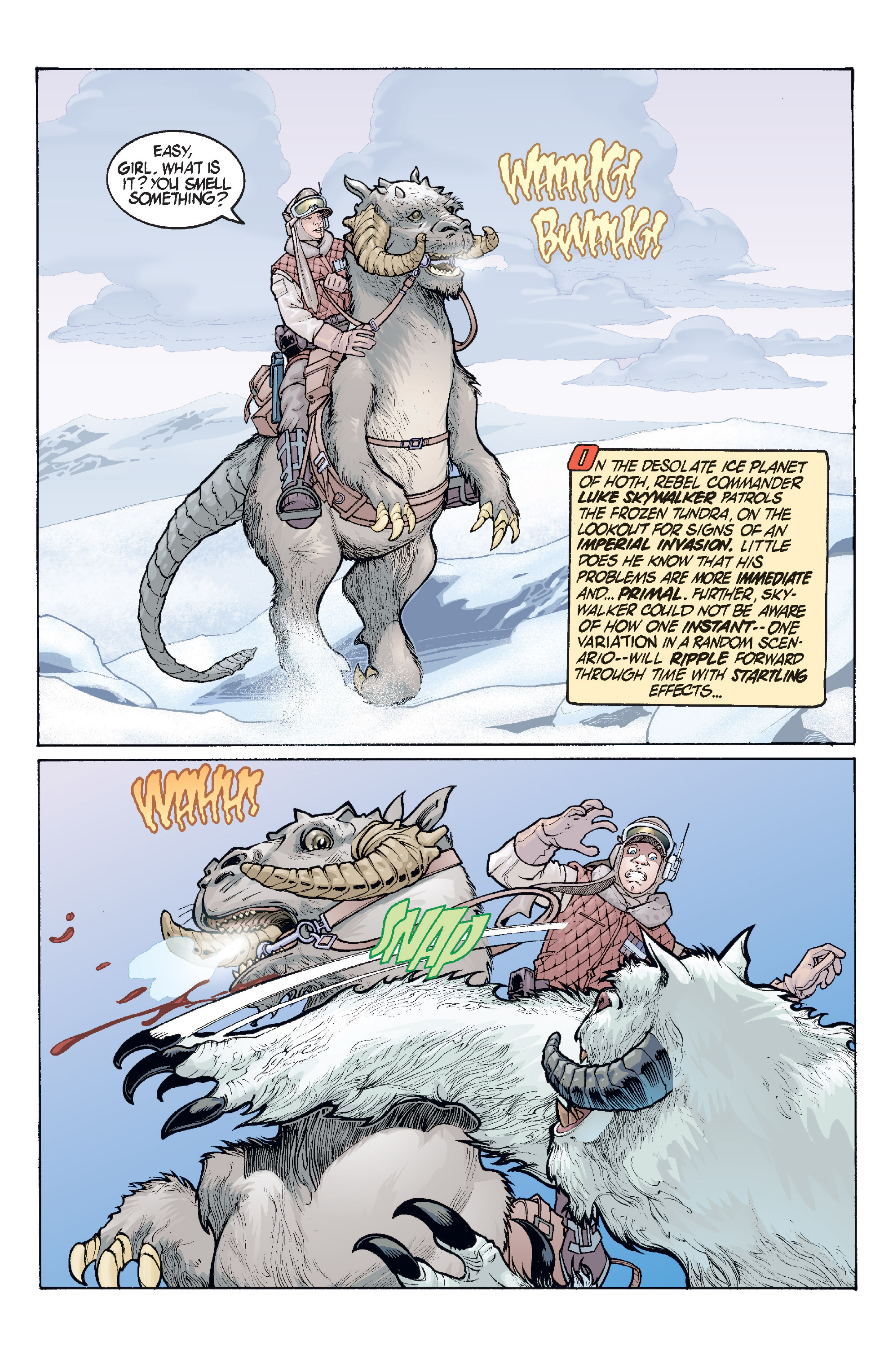 Read online Star Wars Omnibus comic -  Issue # Vol. 27 - 96