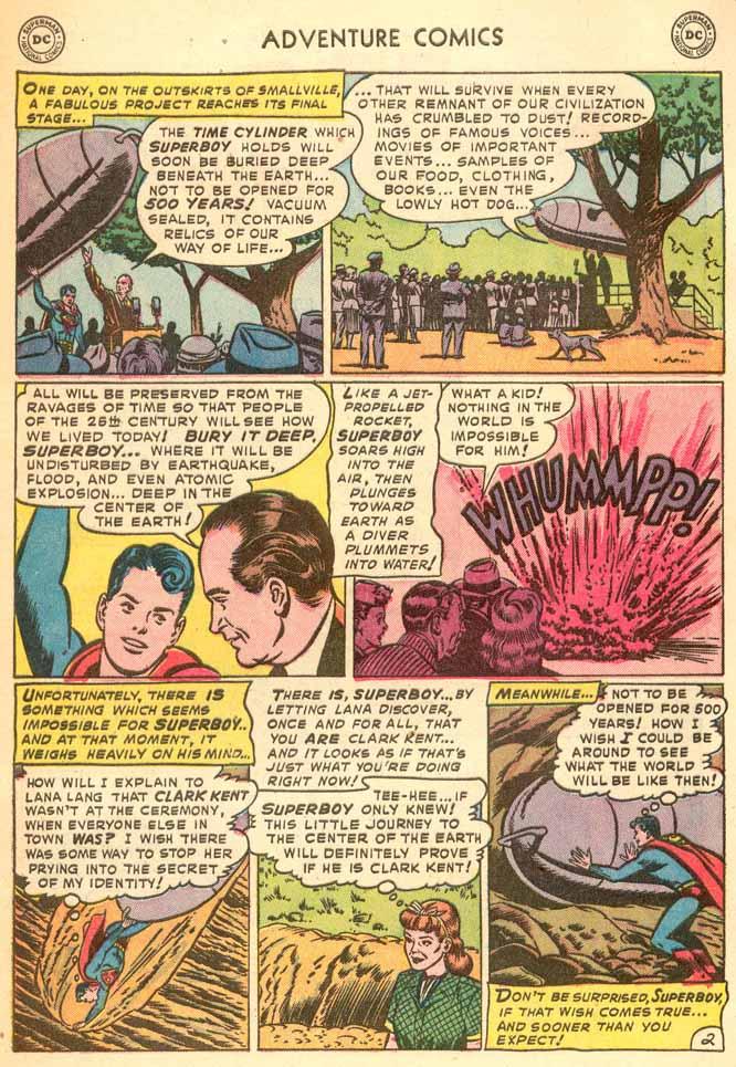Read online Adventure Comics (1938) comic -  Issue #187 - 4