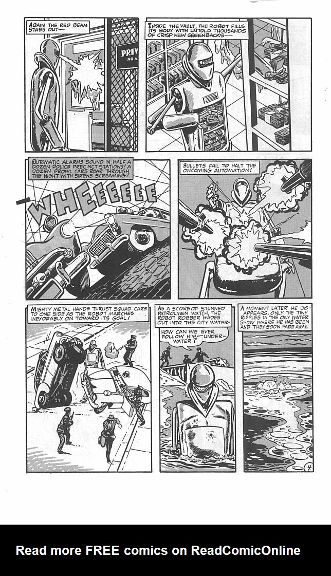 Read online Golden-Age Men of Mystery comic -  Issue #3 - 6