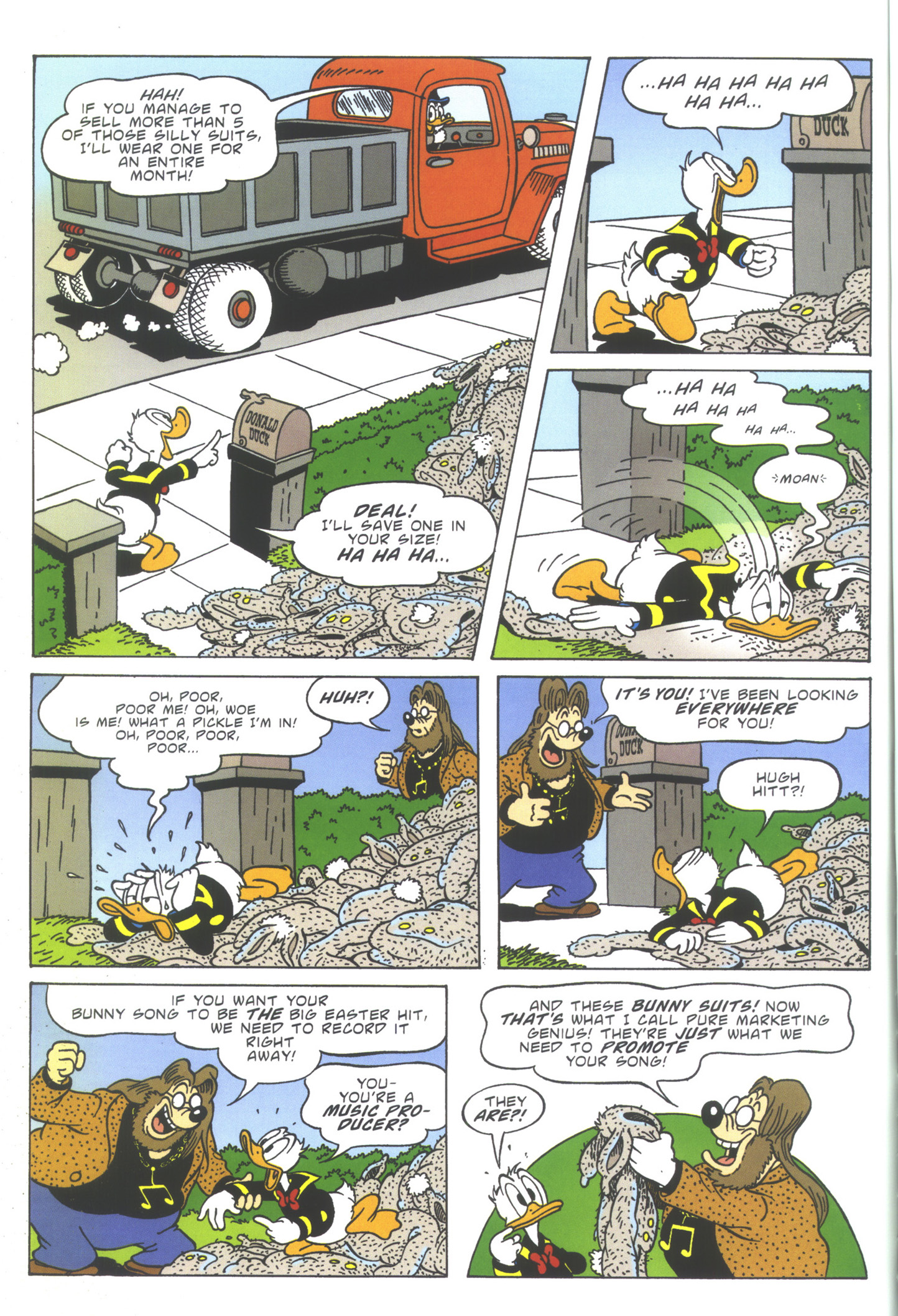 Read online Uncle Scrooge (1953) comic -  Issue #352 - 64