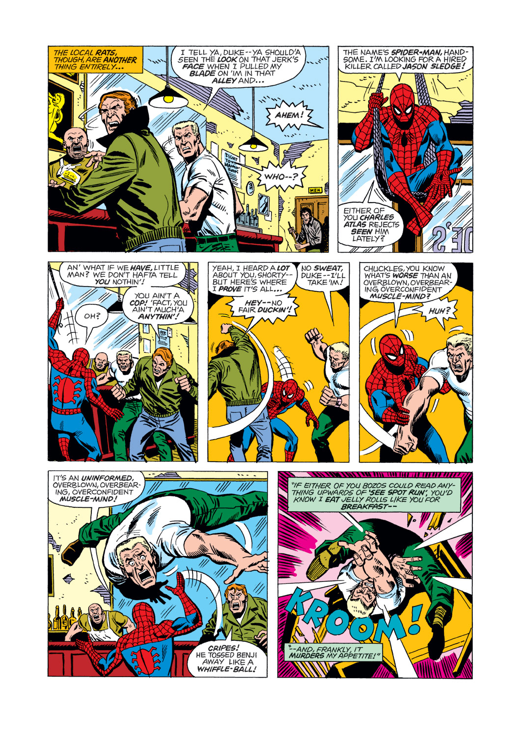 The Amazing Spider-Man (1963) 155 Page 7