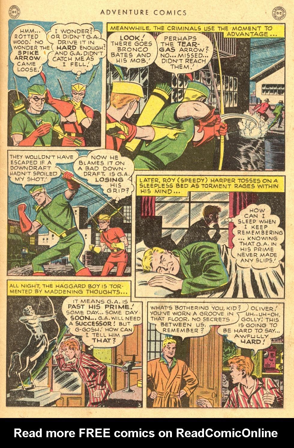 Read online Adventure Comics (1938) comic -  Issue #133 - 17
