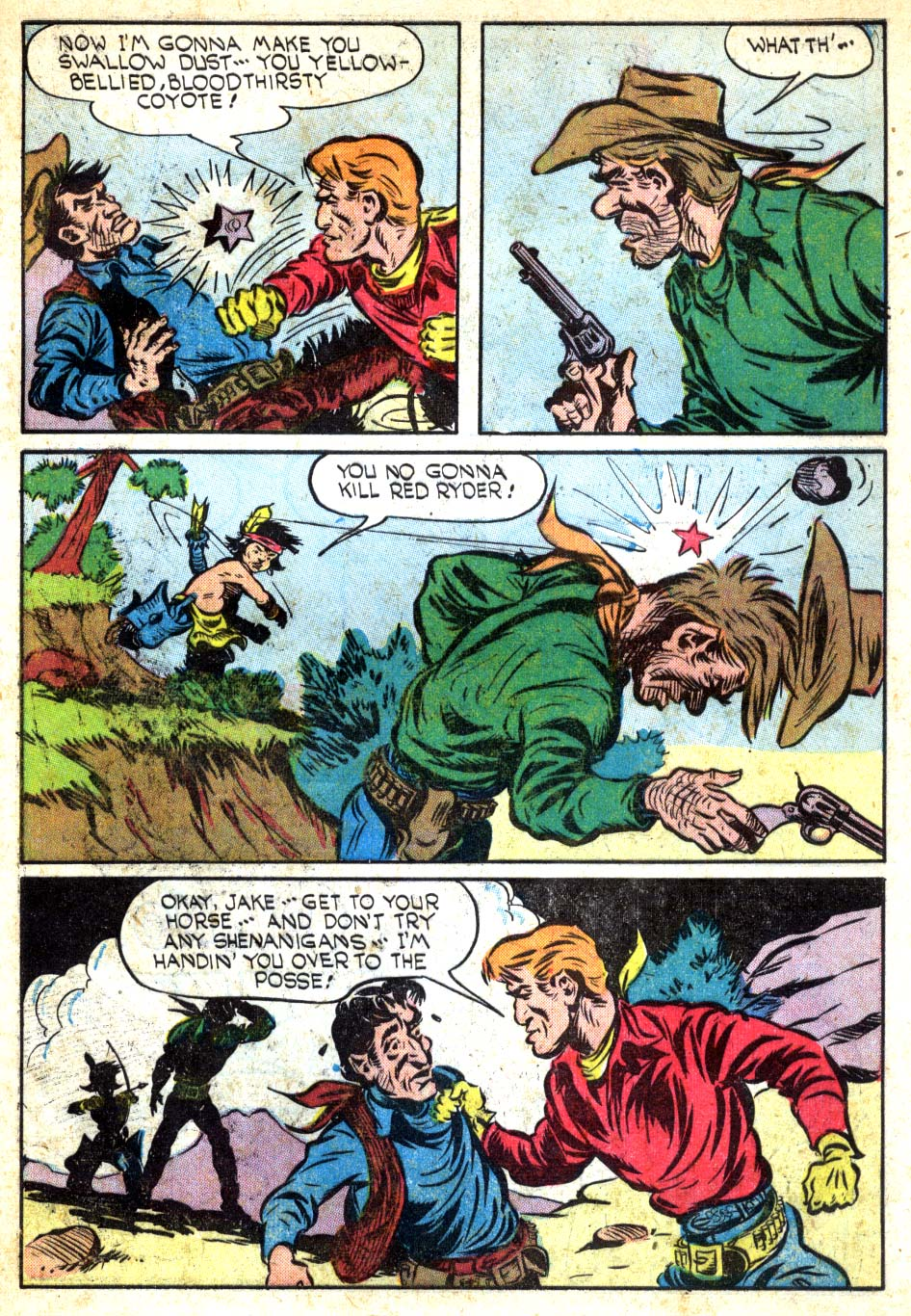 Four Color Comics issue 267 - Page 47