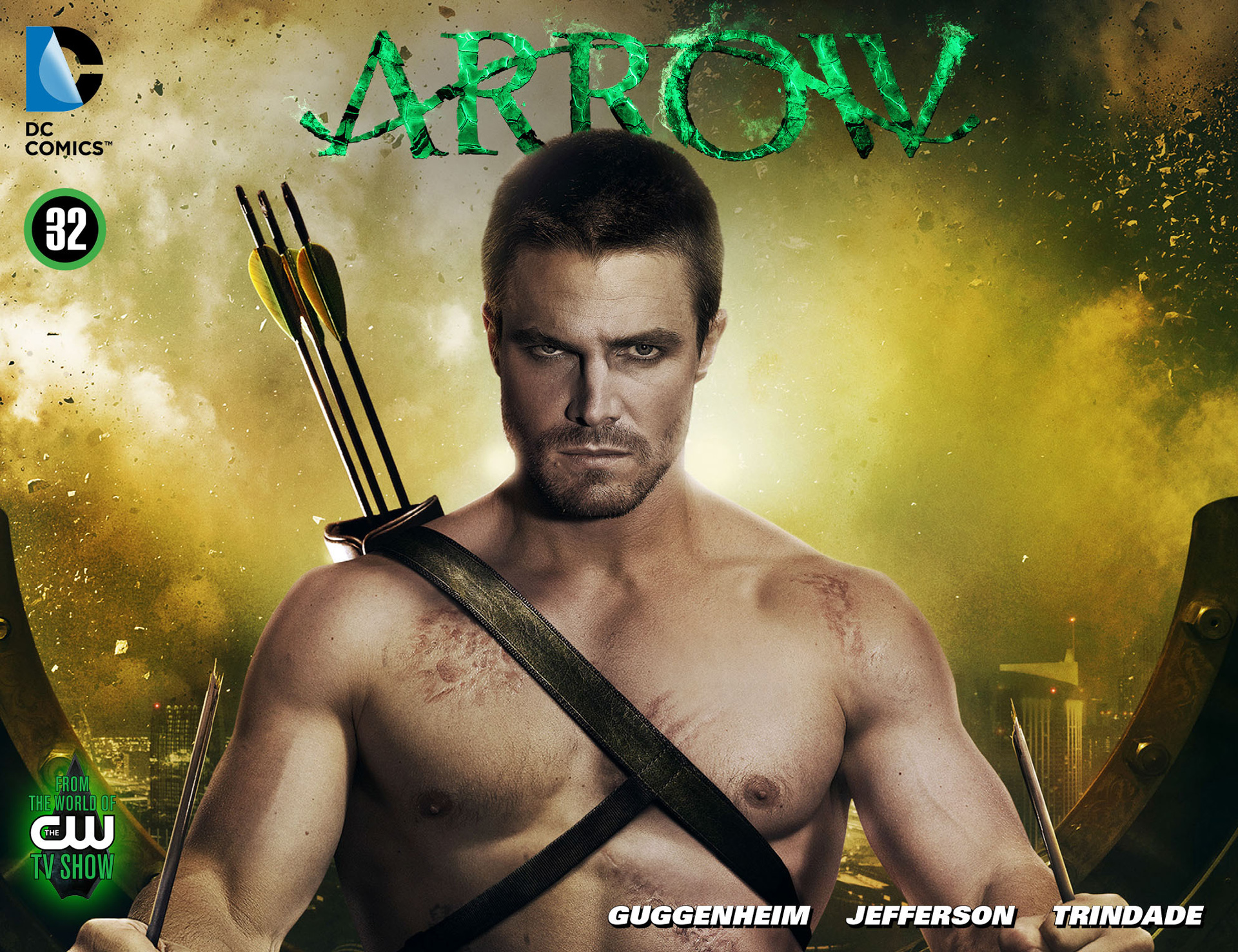 Arrow [II] 32 Page 1