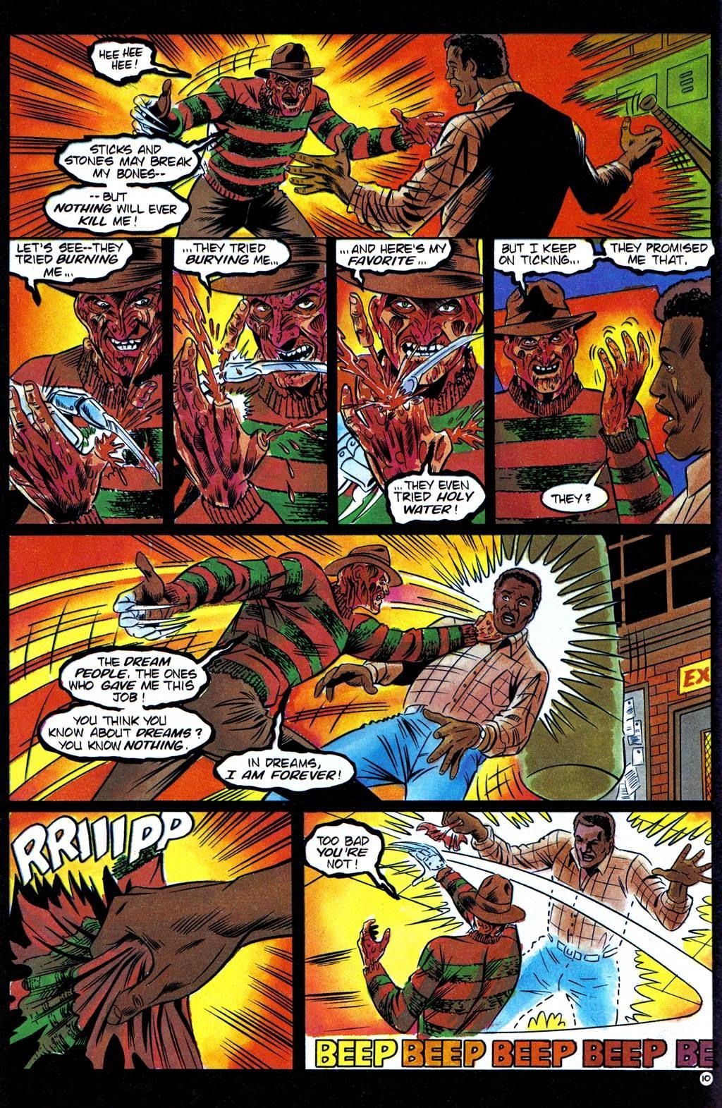 Read online Freddy's Dead: The Final Nightmare comic -  Issue #3 - 12