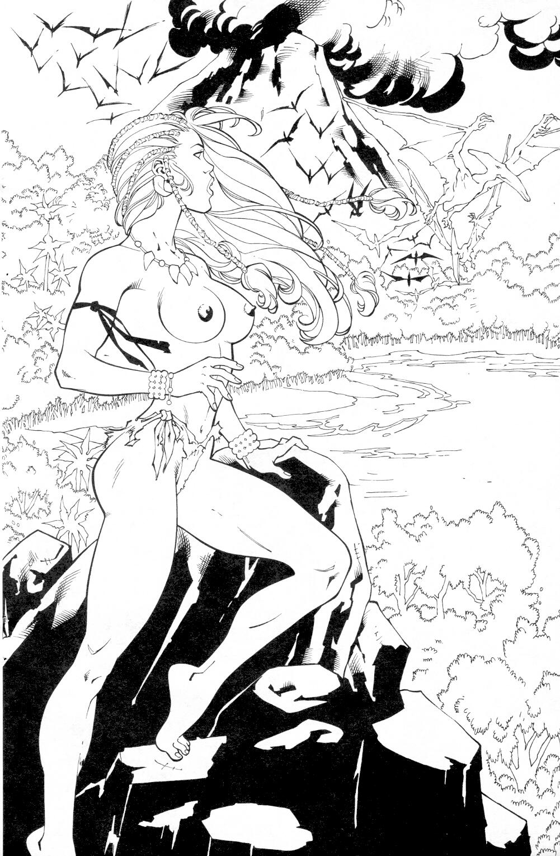Read online Jungle Fantasy (2002) comic -  Issue #3 - 29