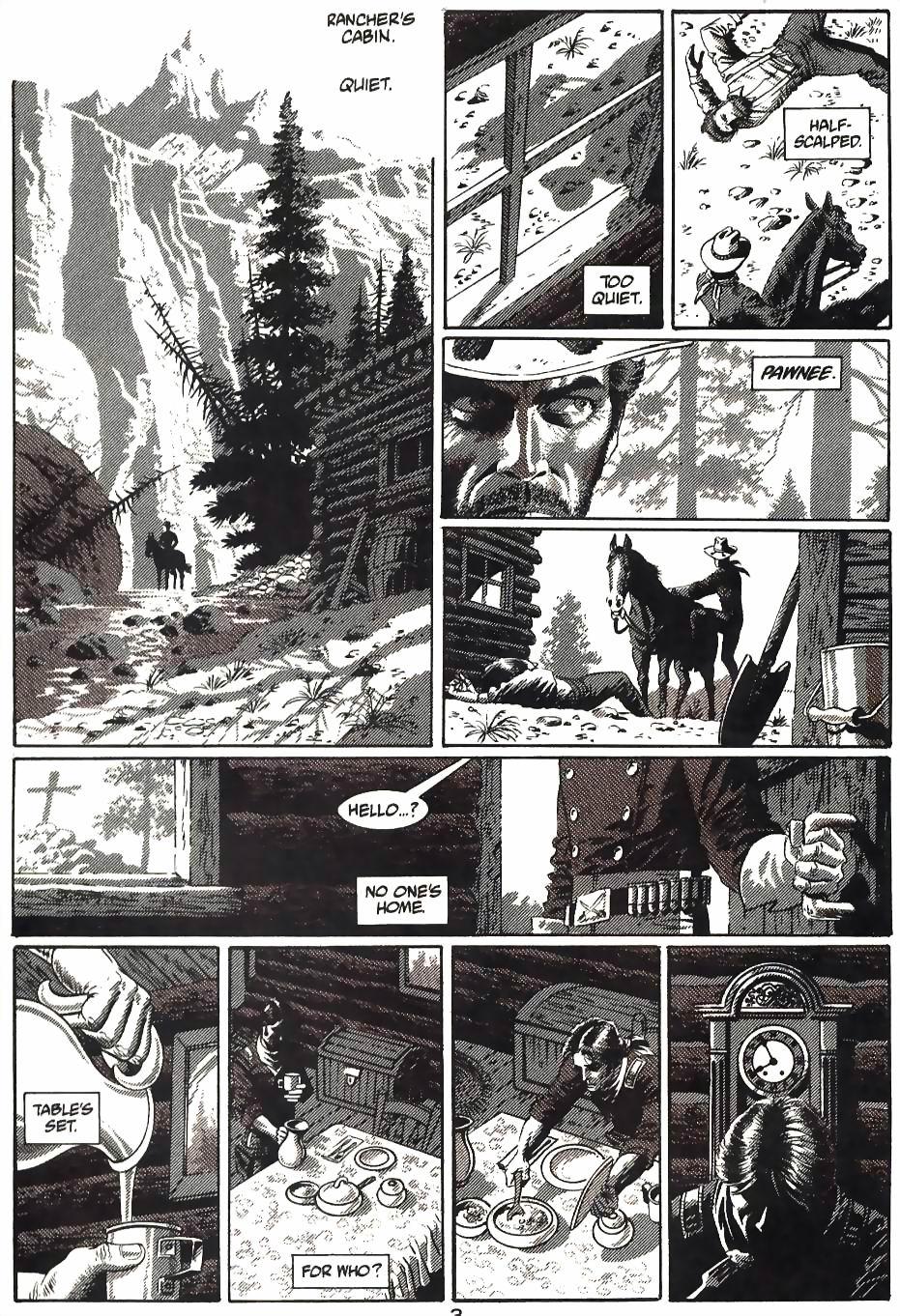 Read online Flinch comic -  Issue #4 - 16