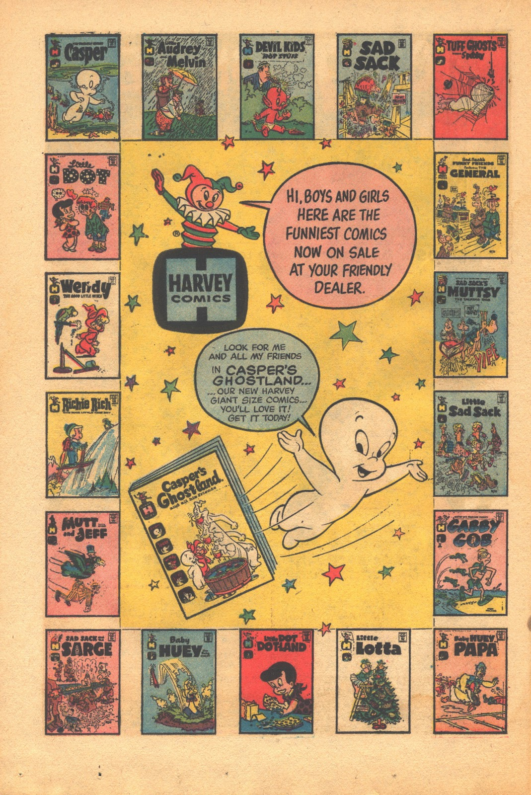Little Dot (1953) issue 103 - Page 18