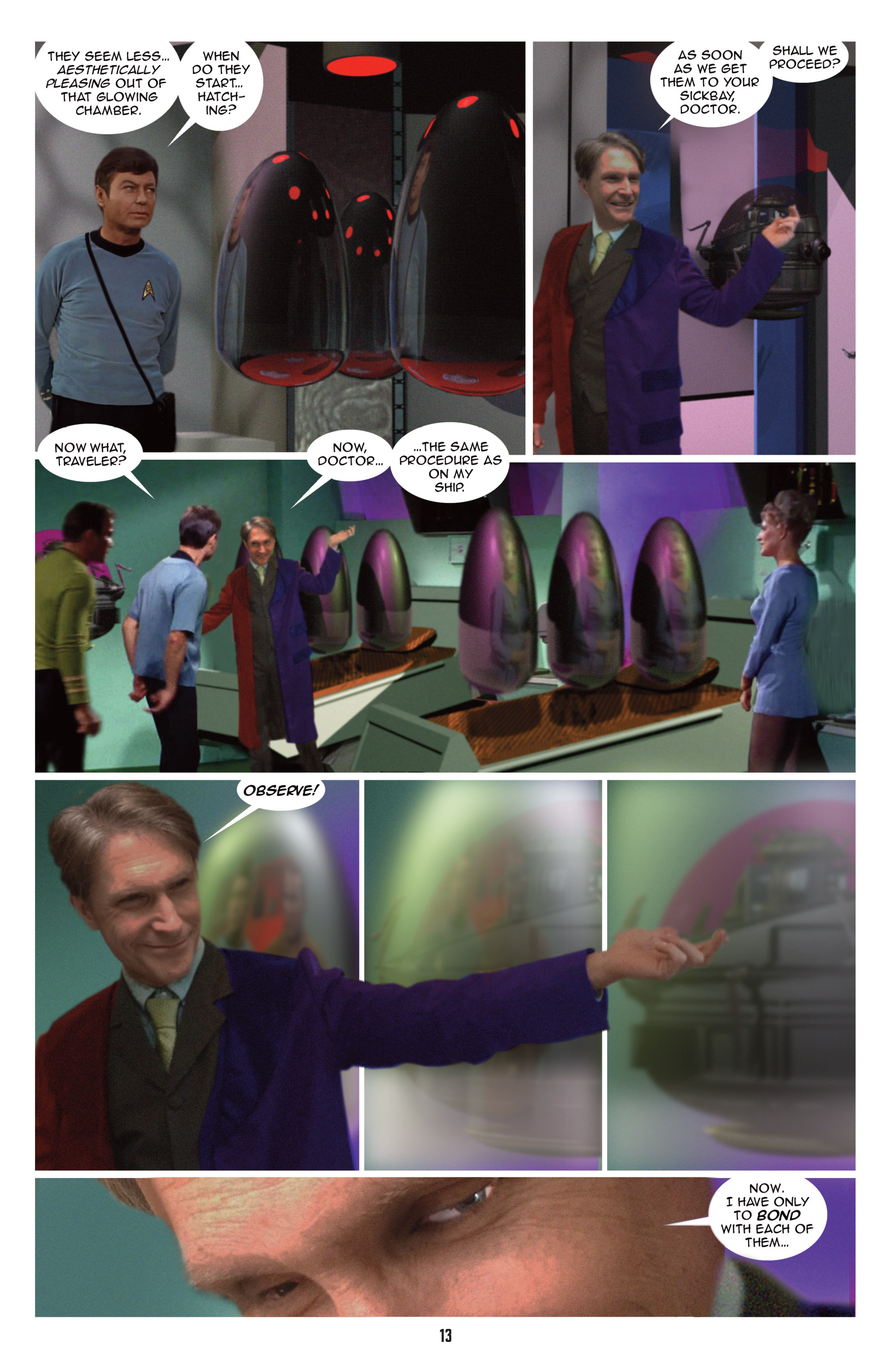 Read online Star Trek: New Visions comic -  Issue #15 - 15