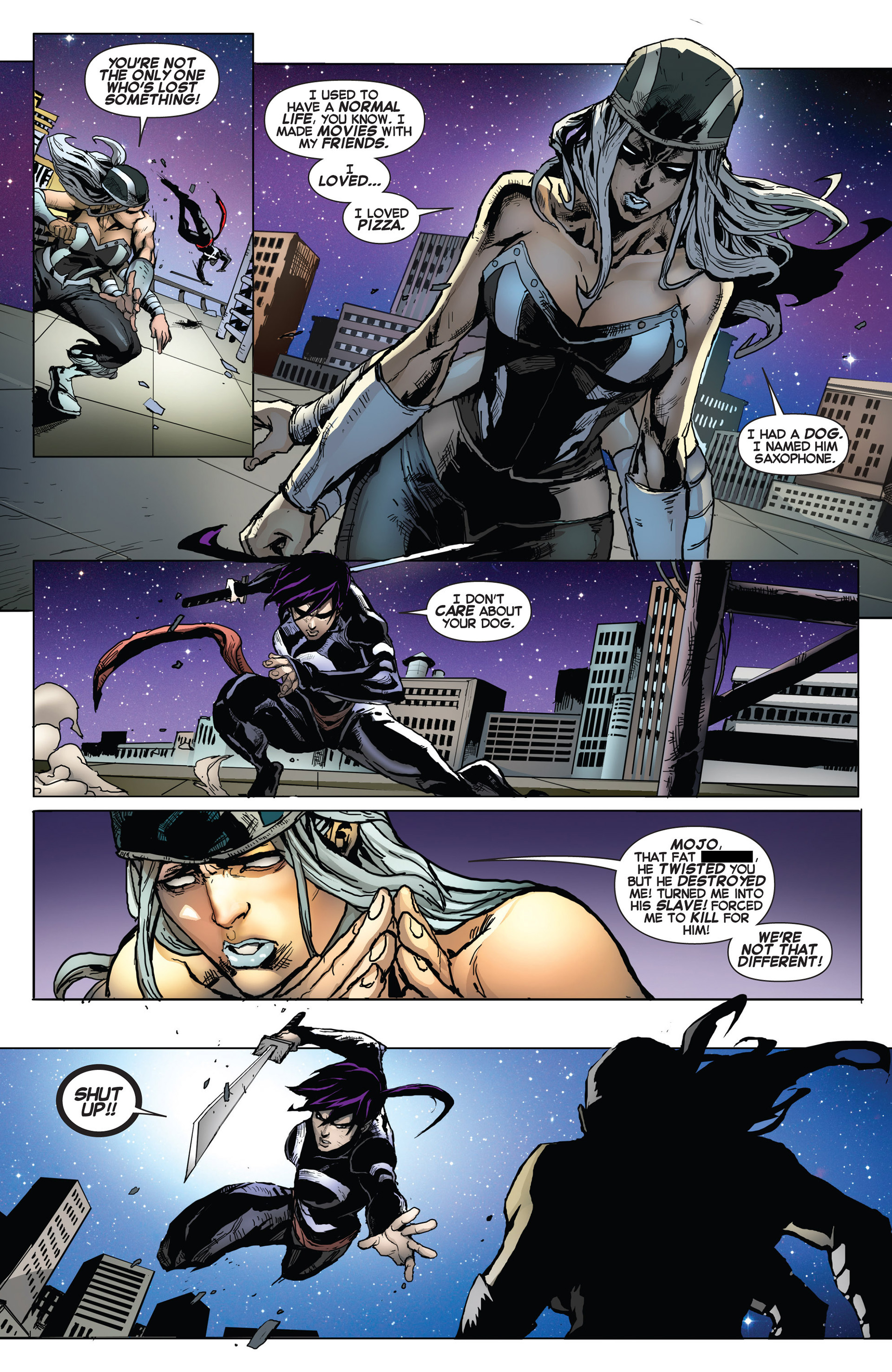 Read online Uncanny X-Force (2013) comic -  Issue #6 - 13