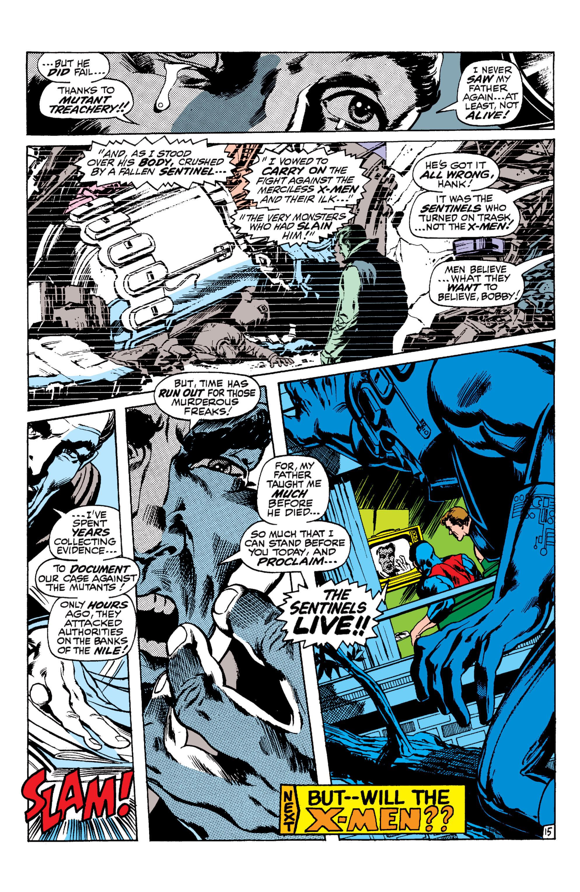 Uncanny X-Men (1963) 57 Page 15