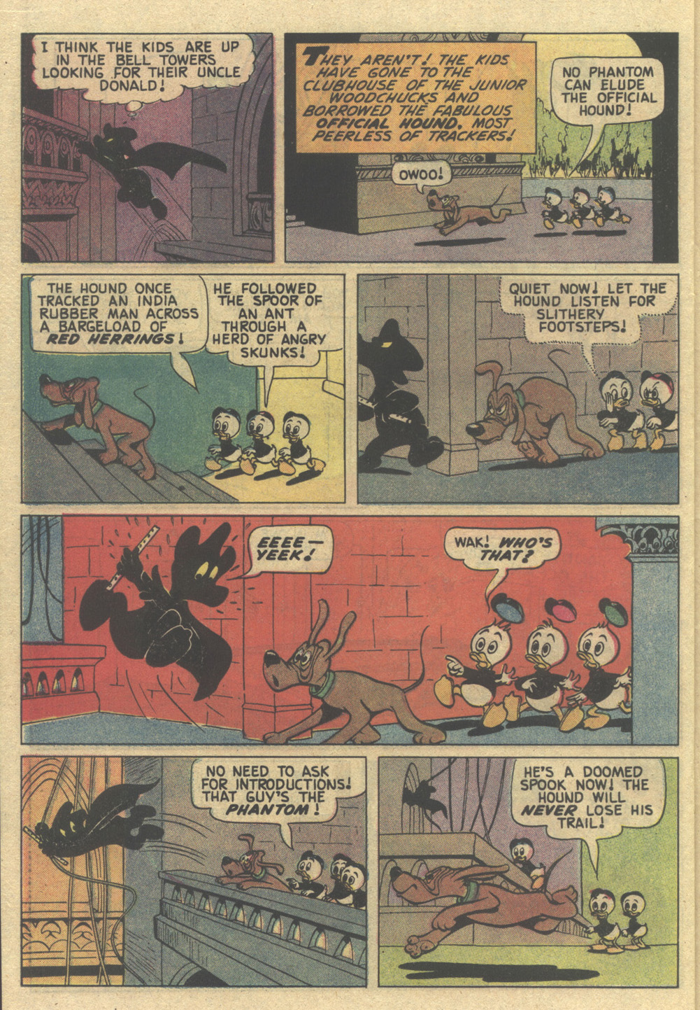 Read online Uncle Scrooge (1953) comic -  Issue #184 - 22