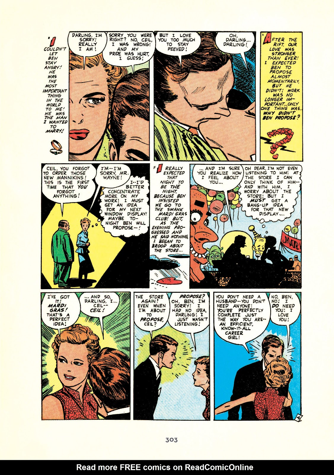 Read online Setting the Standard: Comics by Alex Toth 1952-1954 comic -  Issue # TPB (Part 4) - 4