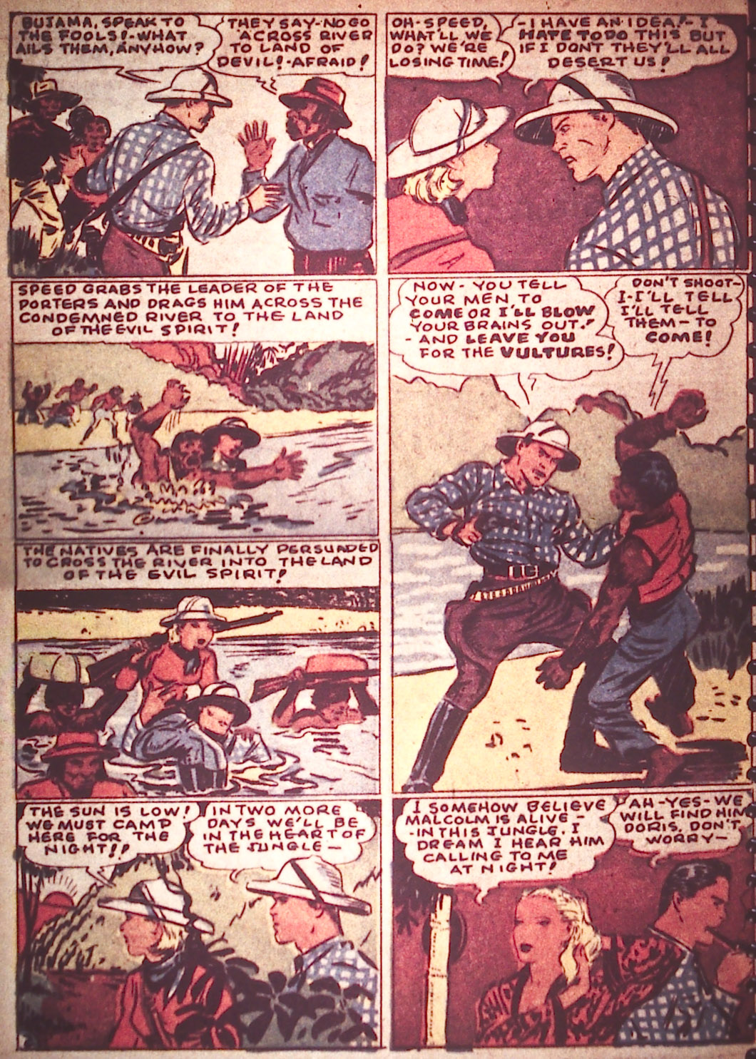 Detective Comics (1937) 14 Page 3