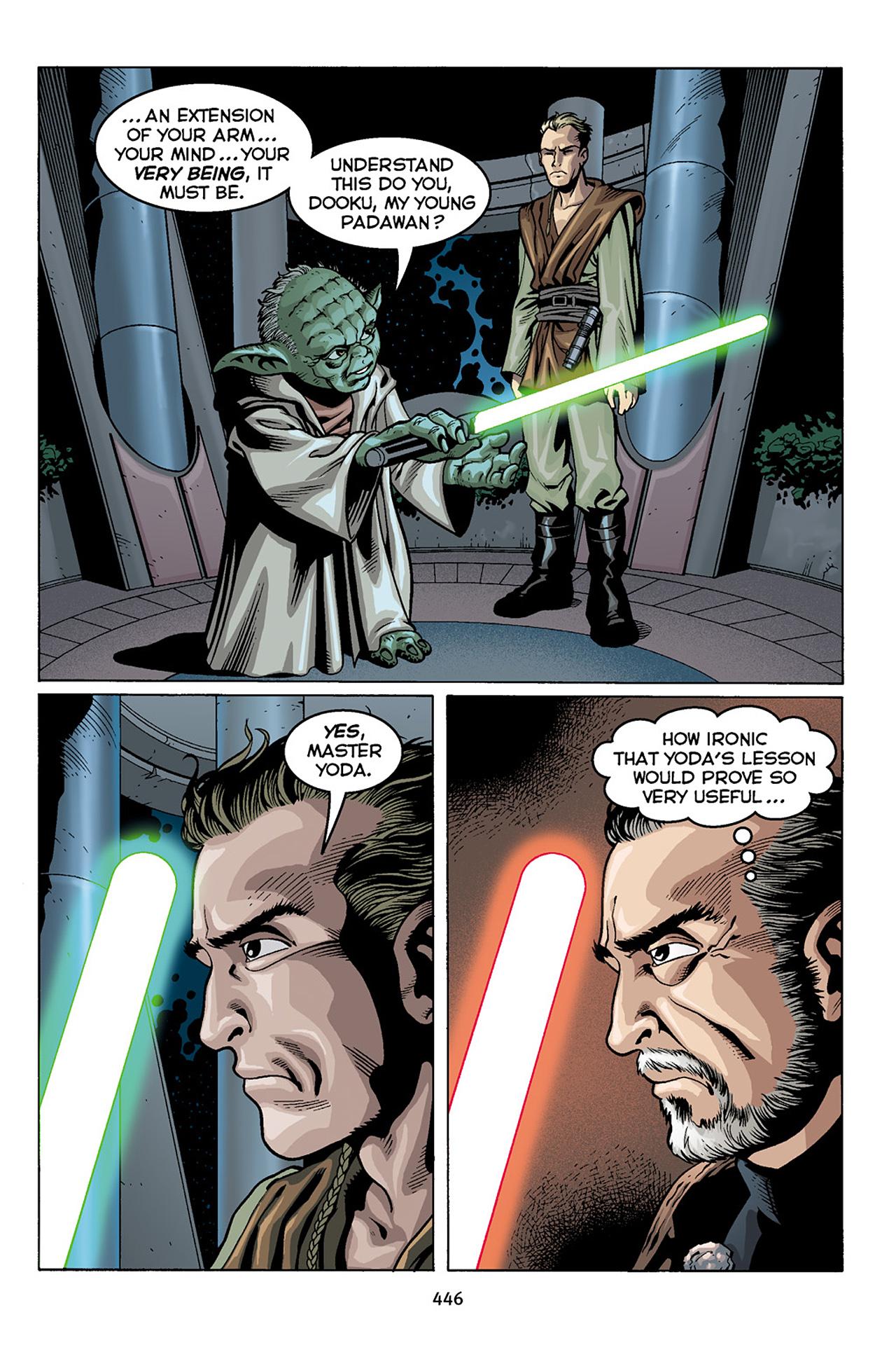 Read online Star Wars Omnibus comic -  Issue # Vol. 10 - 439