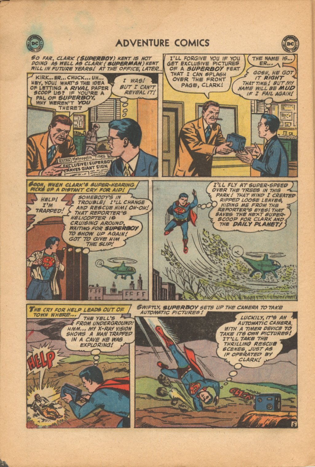 Read online Adventure Comics (1938) comic -  Issue #321 - 28