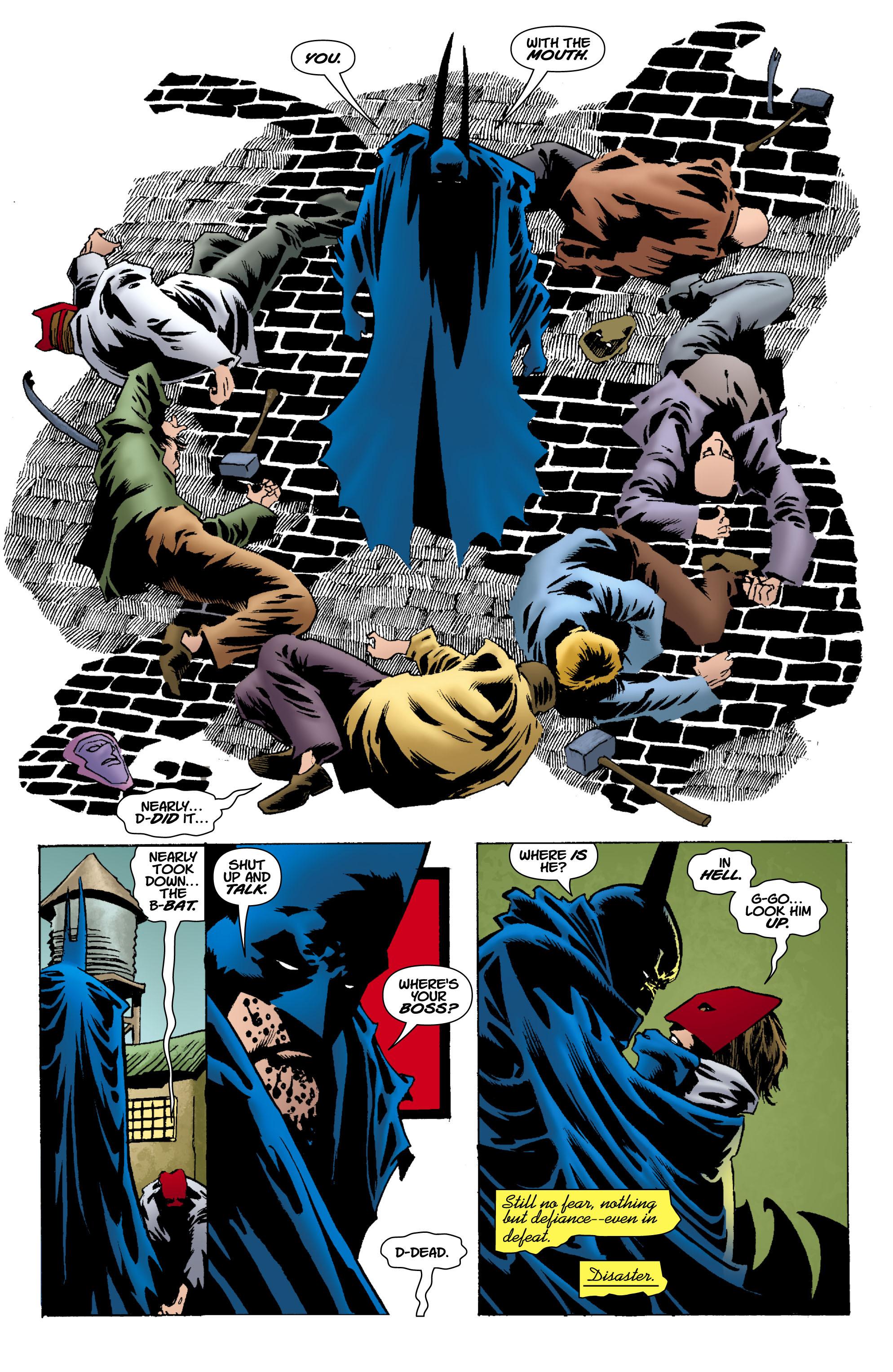 Read online Batman: Unseen comic -  Issue #1 - 6