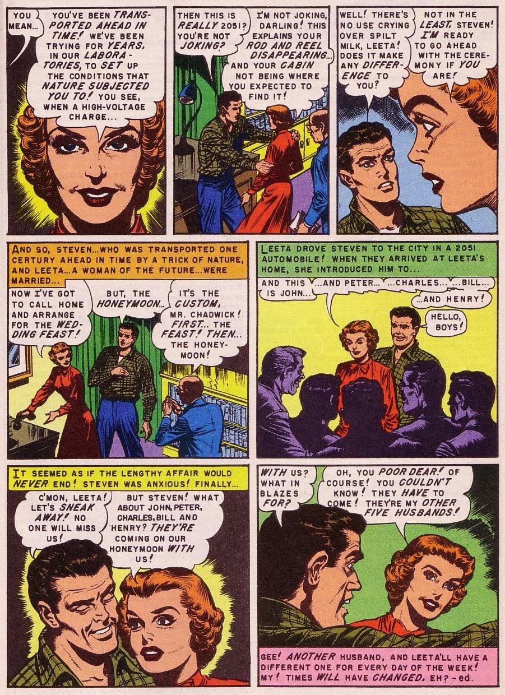 Weird Fantasy (1951) issue 10 - Page 17