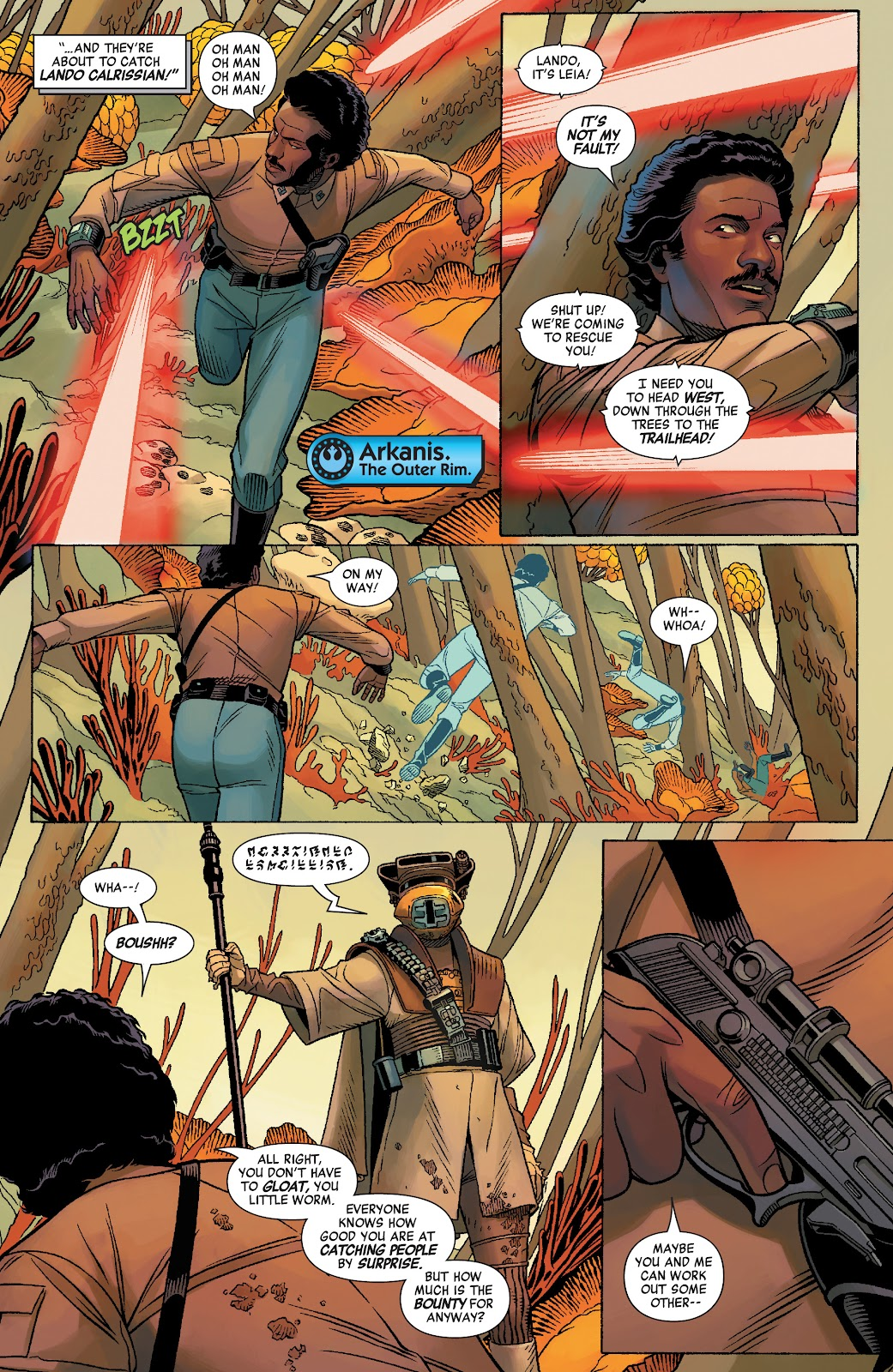 Read online Star Wars: Age of Rebellion - Heroes comic -  Issue # TPB - 9