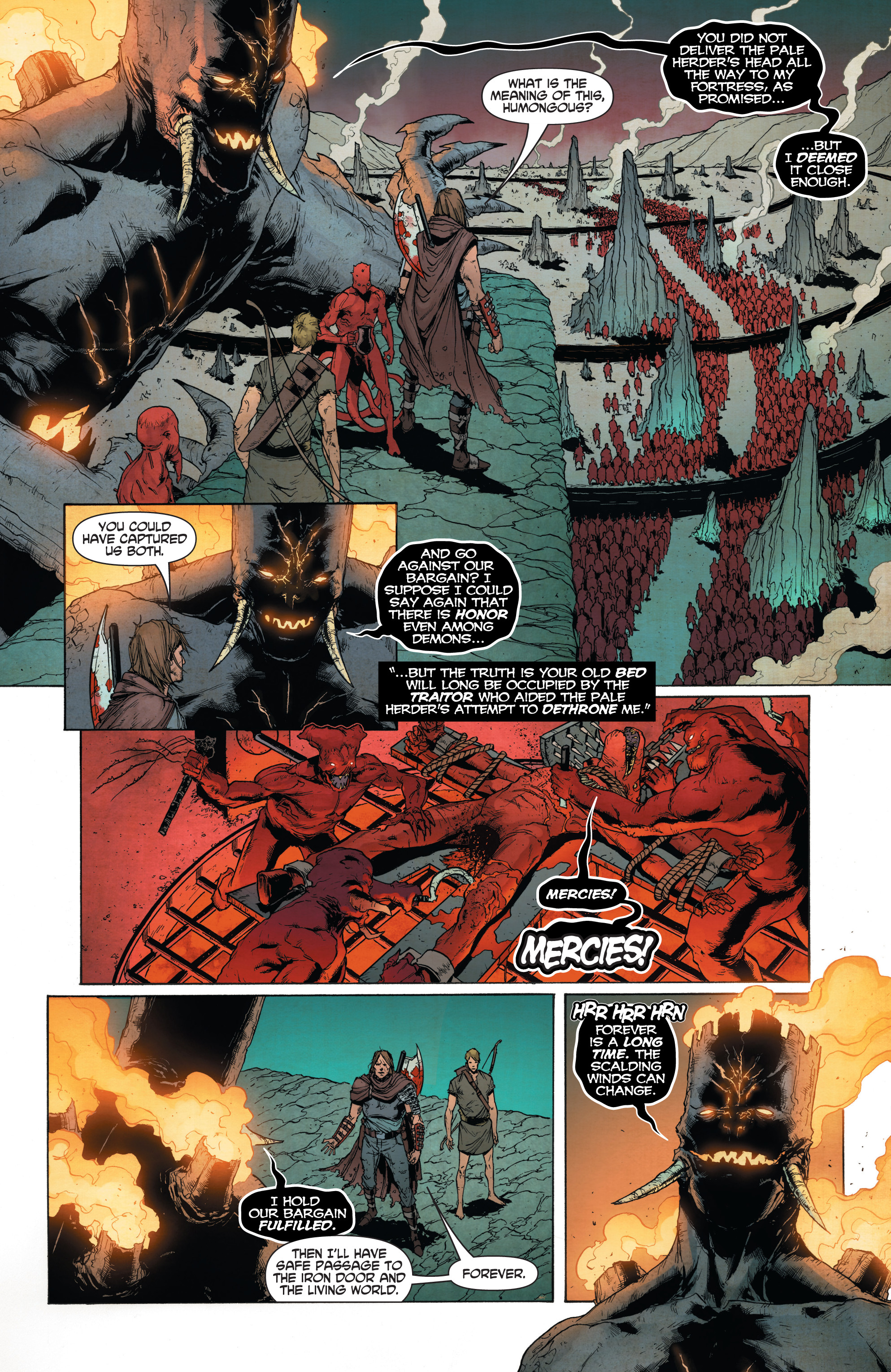Read online Wrath of the Eternal Warrior comic -  Issue #14 - 17
