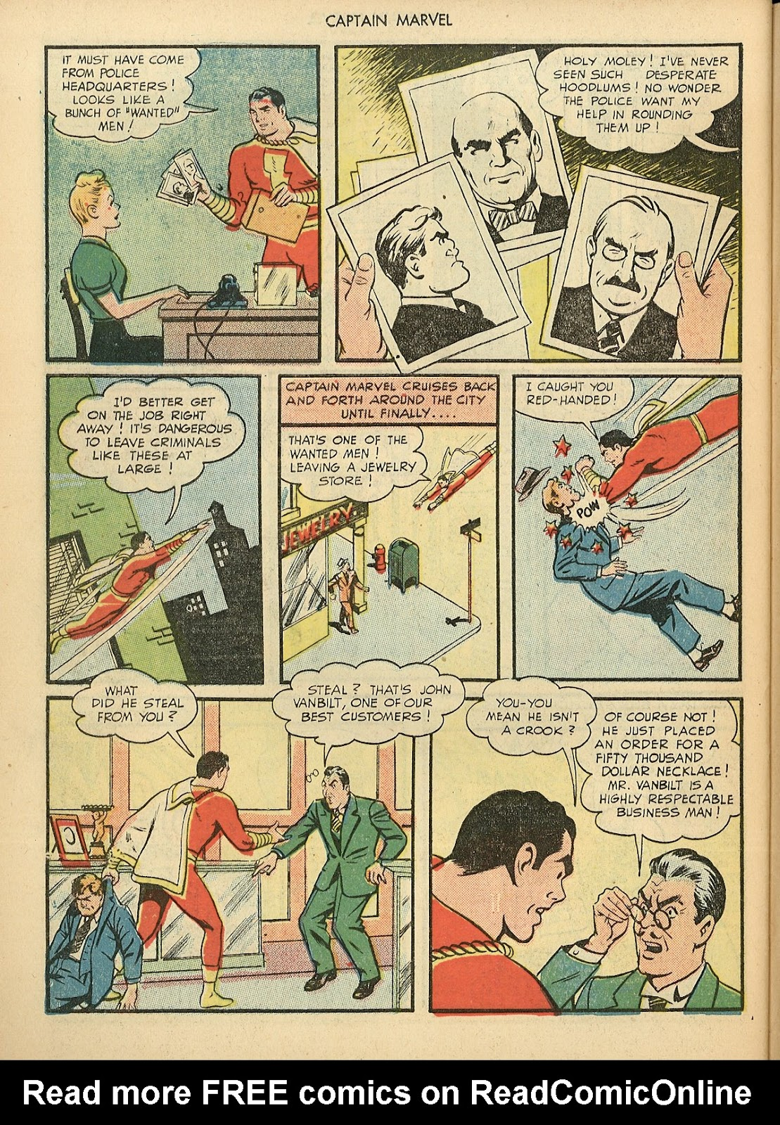 Captain Marvel Adventures issue 70 - Page 46
