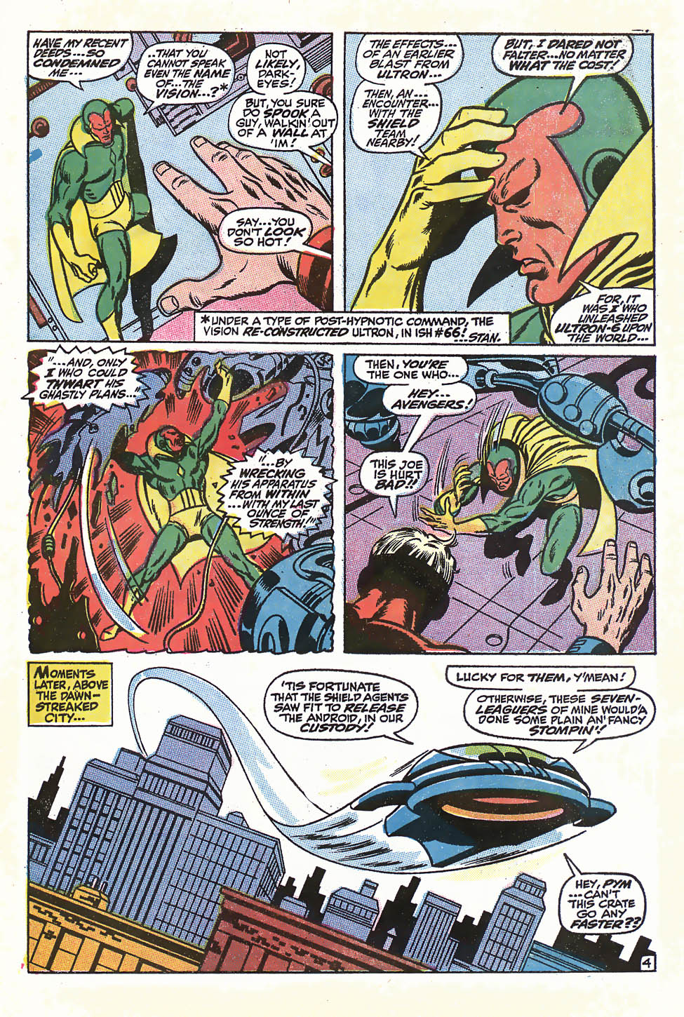 The Avengers (1963) 68 Page 4