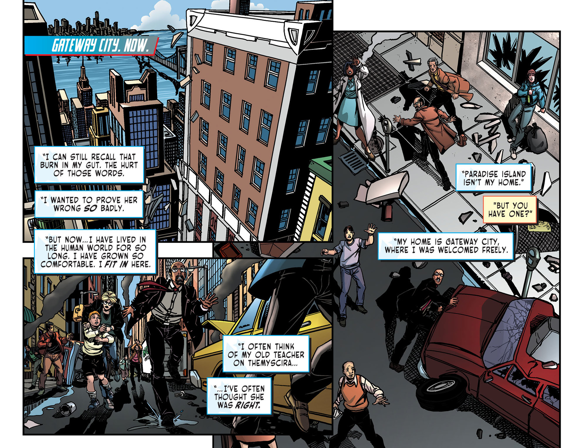 Read online Sensation Comics Featuring Wonder Woman comic -  Issue #10 - 5